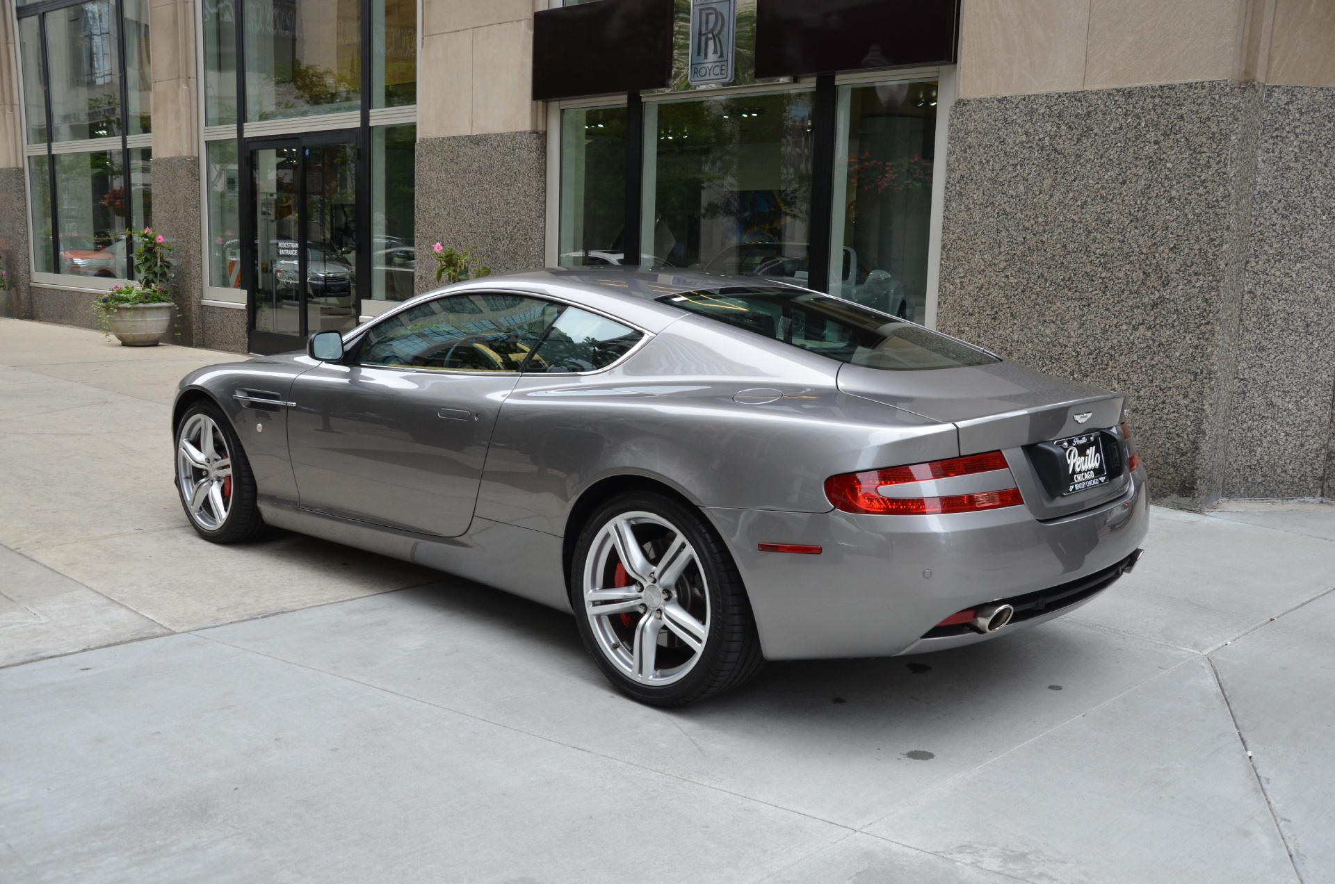 2009 Aston Martin Db9 Stock Gc1261aa For Sale Near