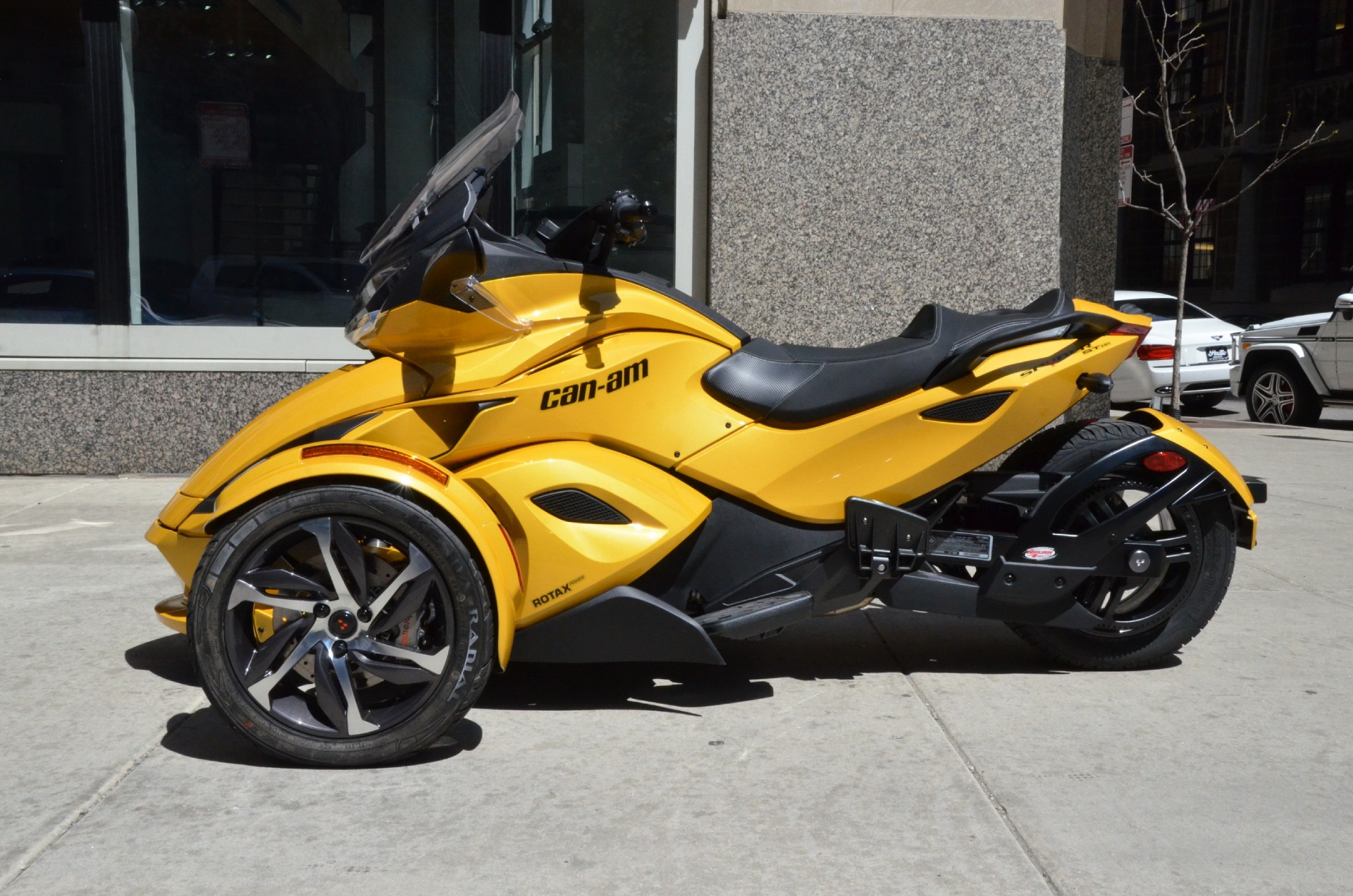 2014 Can AM Spyder ST S Stock for sale near Chicago IL