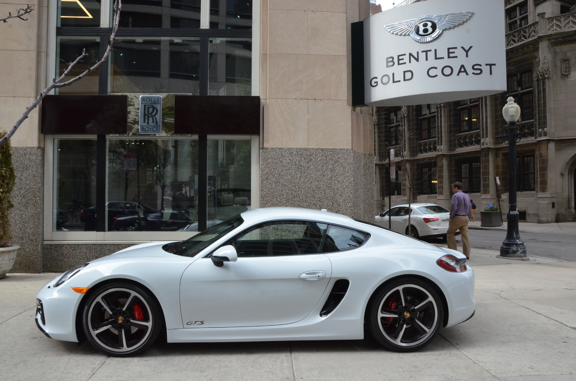 2015 porsche cayman gts stock # gc1661a for sale near chicago, il