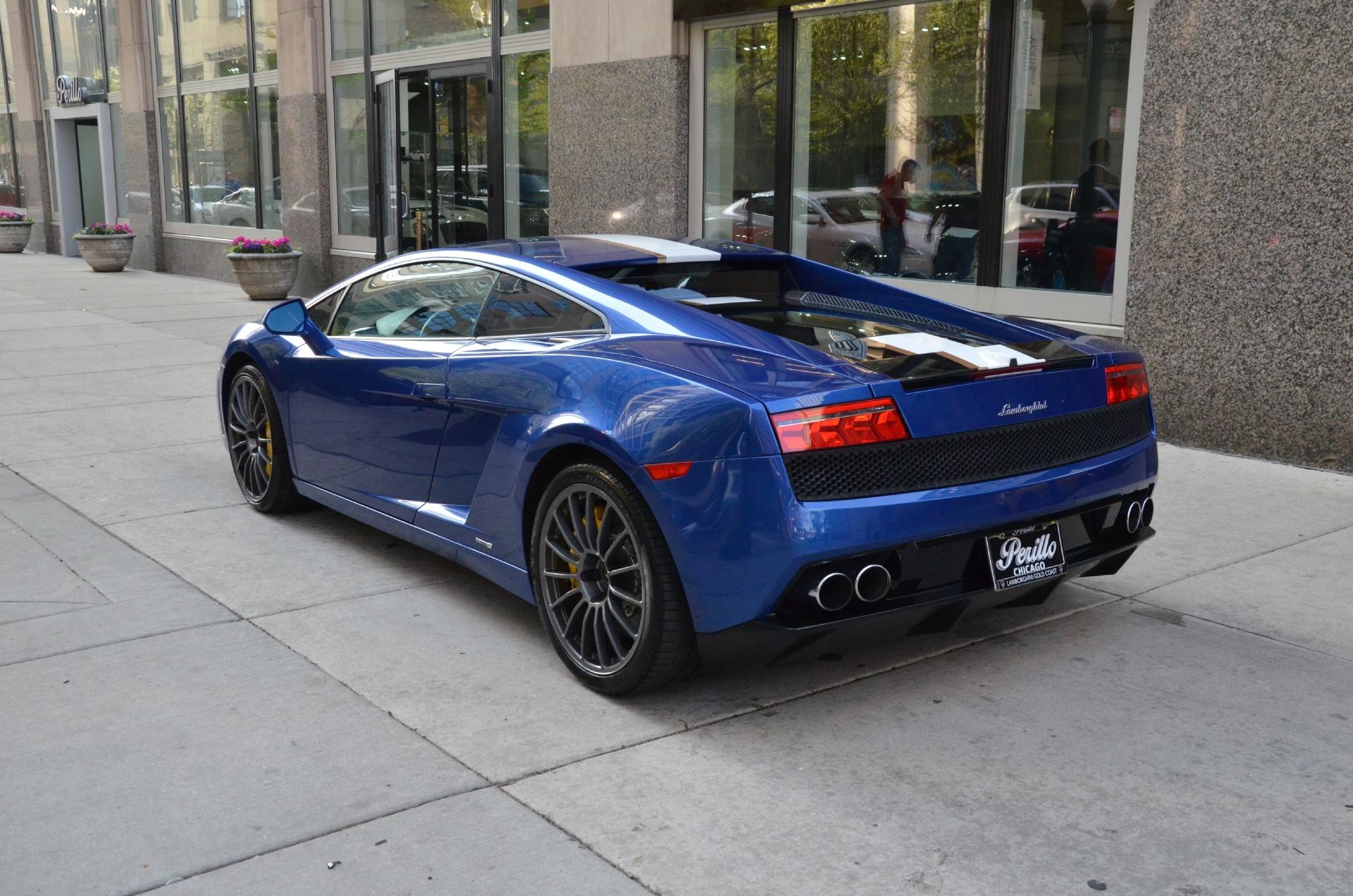2010 Lamborghini Gallardo Lp 550 2 Valentino Balboni Stock Gc1670