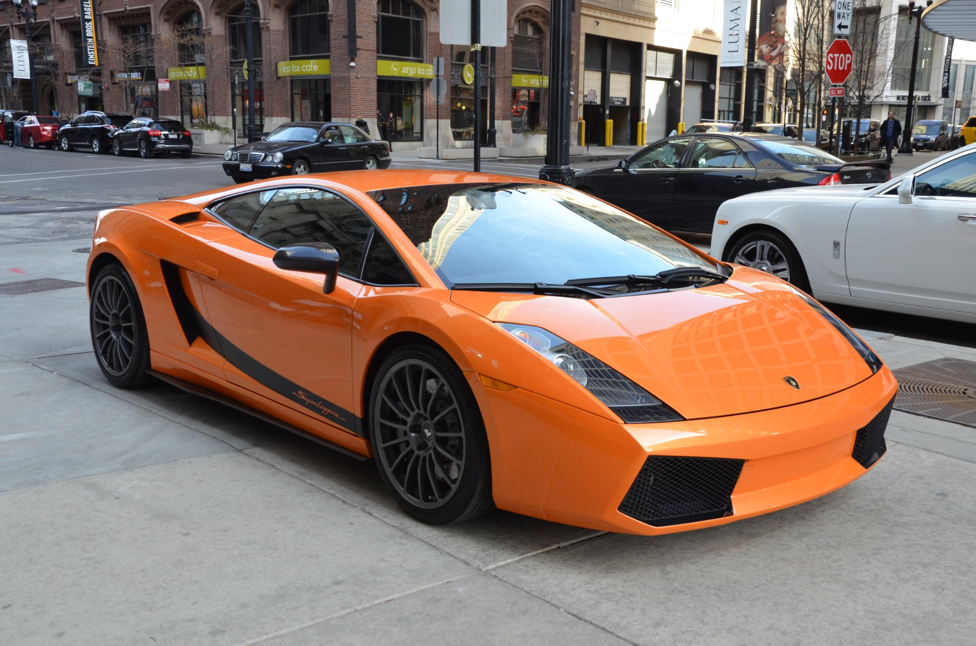 2008 lamborghini gallardo superleggera stock l279a for sale near chicago il il lamborghini. Black Bedroom Furniture Sets. Home Design Ideas