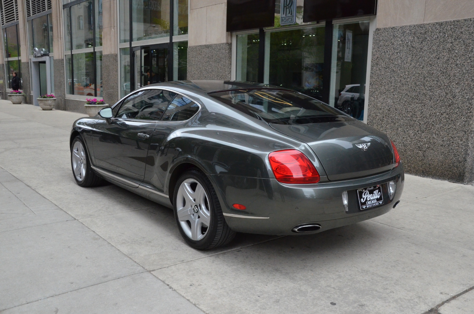 2005 bentley continental gt stock b687aa for sale near. Black Bedroom Furniture Sets. Home Design Ideas