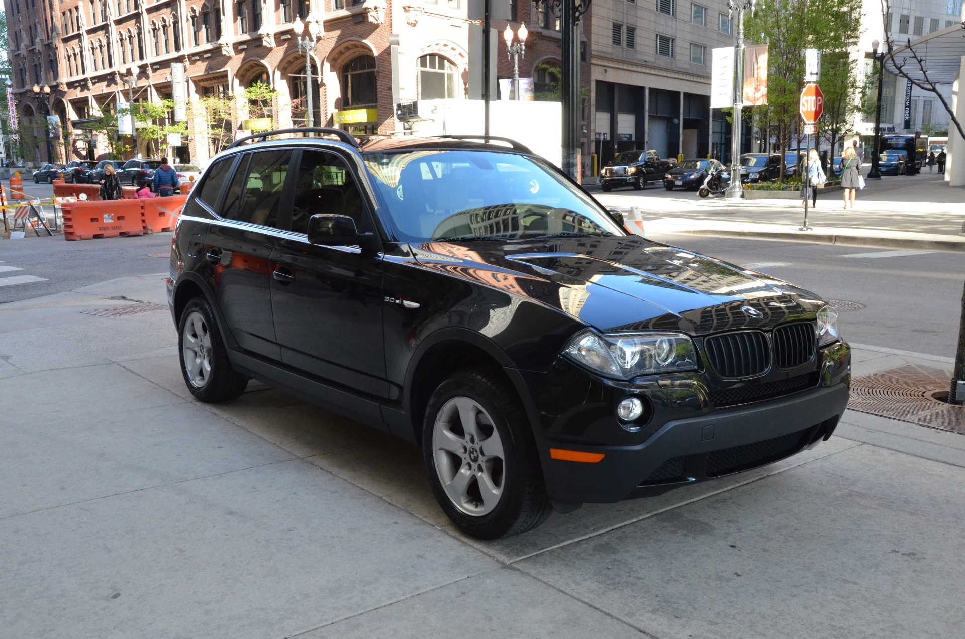 Used 2007 bmw x3 3 0si chicago il