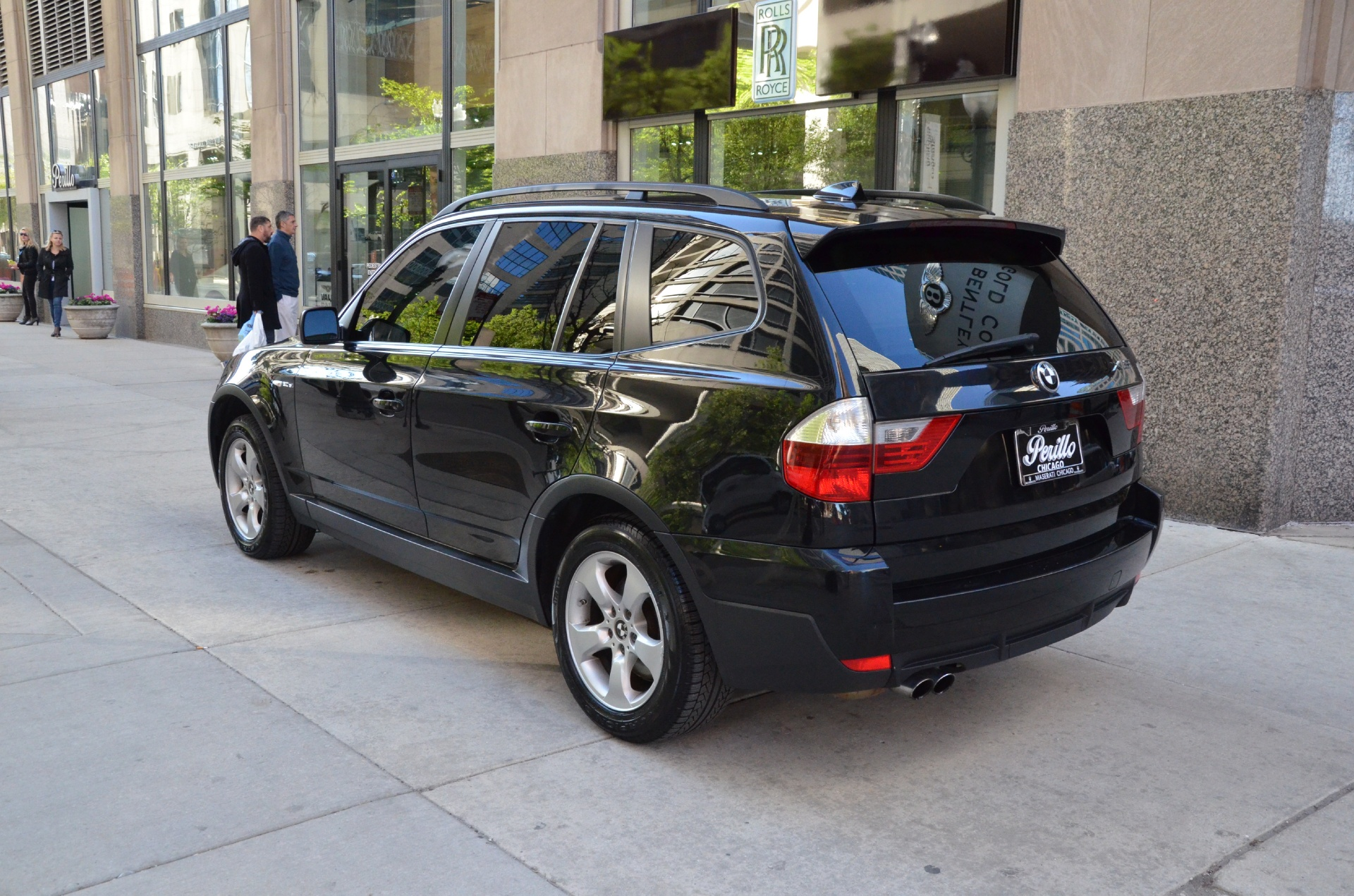 2007 bmw x3 stock b687ac for sale near chicago il il bmw dealer. Black Bedroom Furniture Sets. Home Design Ideas
