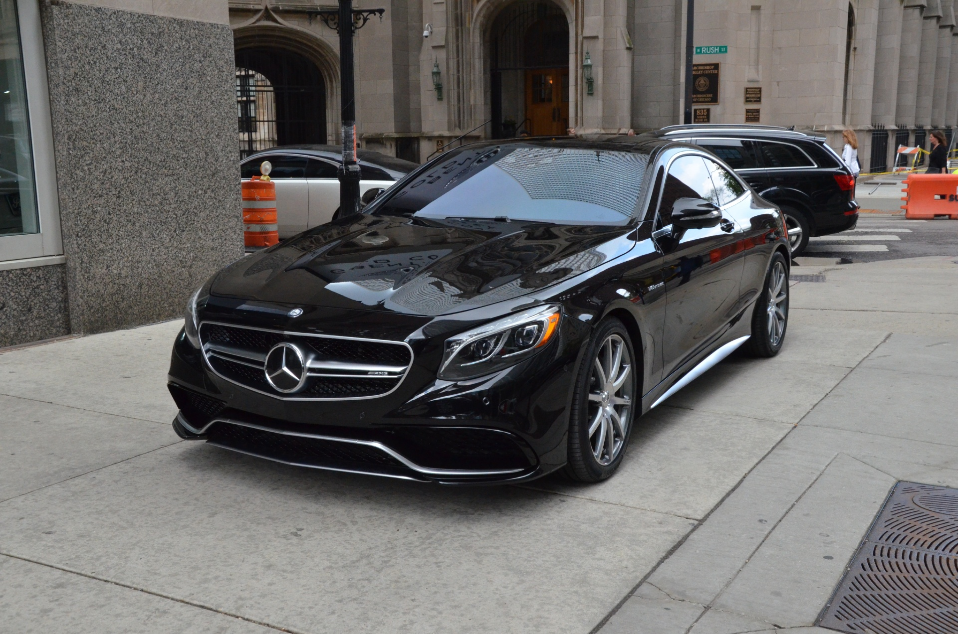 2015 Mercedes Benz S Class S63 Amg Stock Gc1700 For Sale