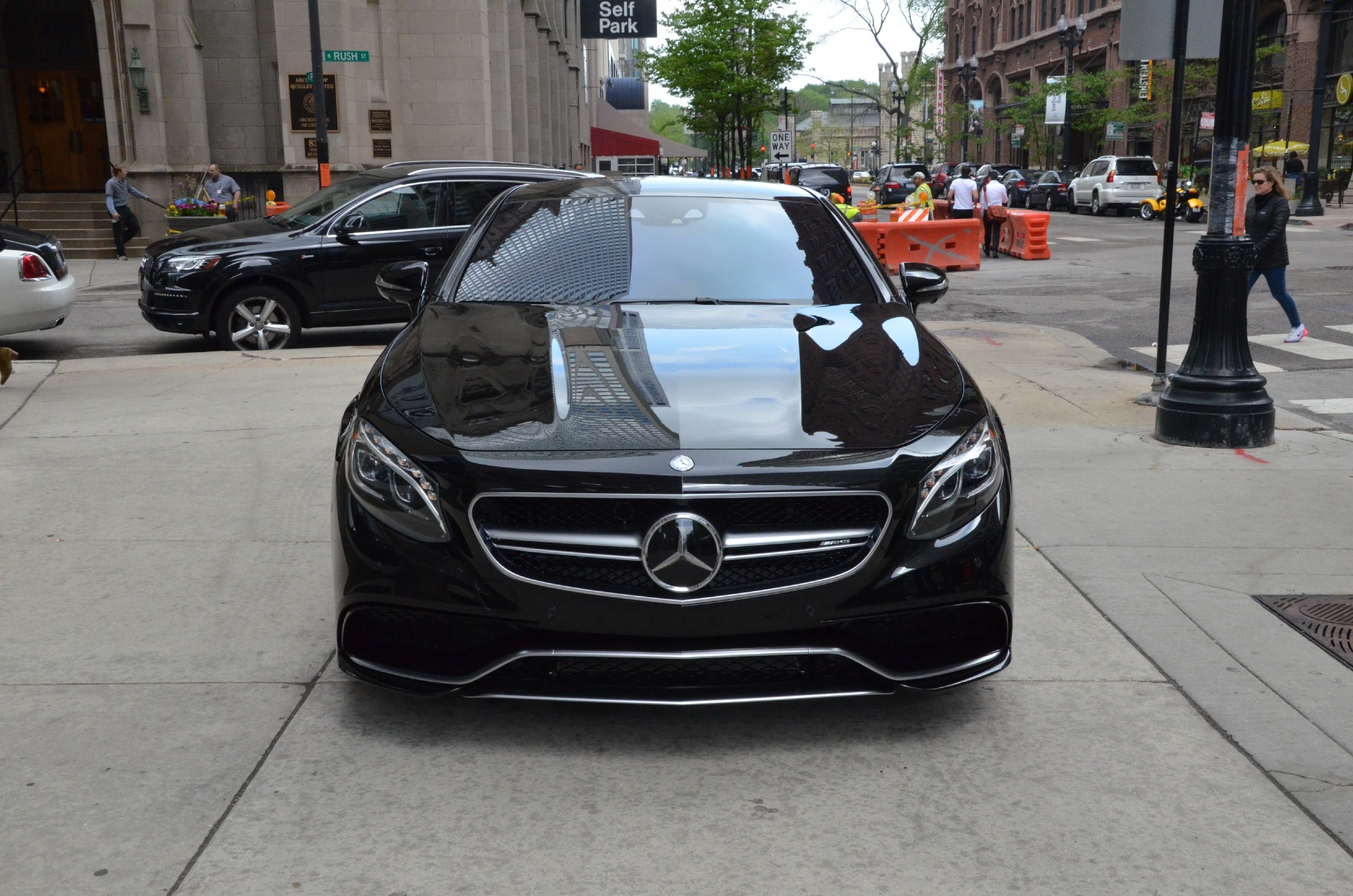 2015 mercedes benz s class s63 amg stock gc1700 for sale for Chicagoland mercedes benz dealers