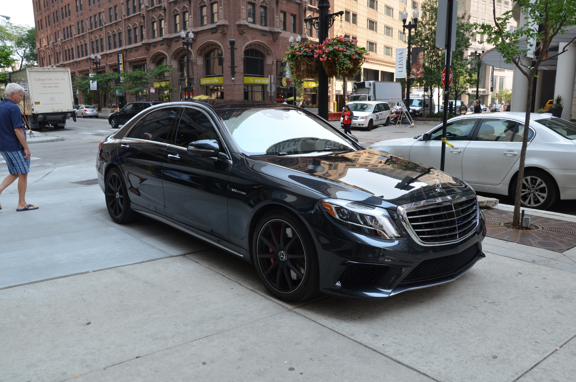 2015 mercedes benz s class s63 amg stock gc chris35 for sale near chicago il il mercedes. Black Bedroom Furniture Sets. Home Design Ideas