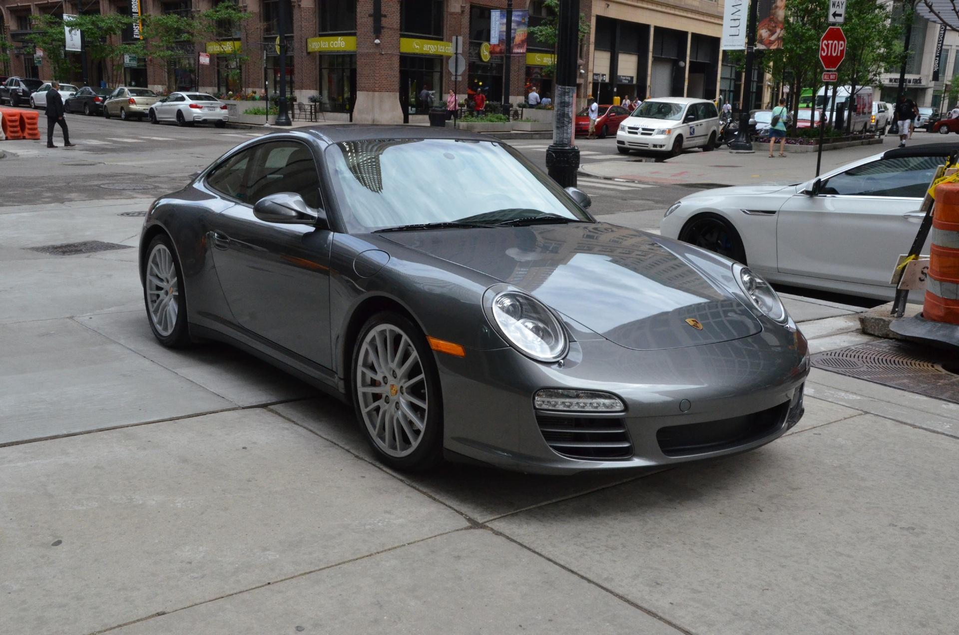 2010 porsche 911 carrera 4s stock l193a for sale near chicago il il porsche dealer. Black Bedroom Furniture Sets. Home Design Ideas