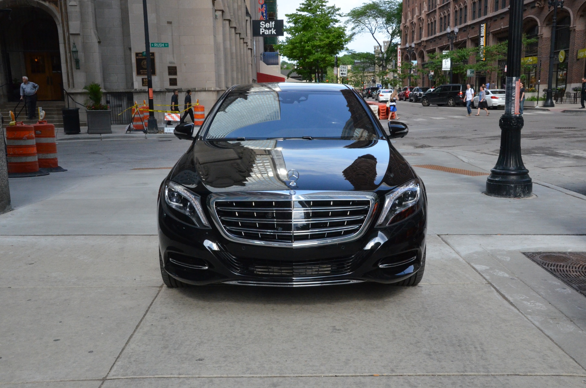 2016 mercedes benz s class mercedes maybach s600 stock gc1685 for sale near chicago il il. Black Bedroom Furniture Sets. Home Design Ideas