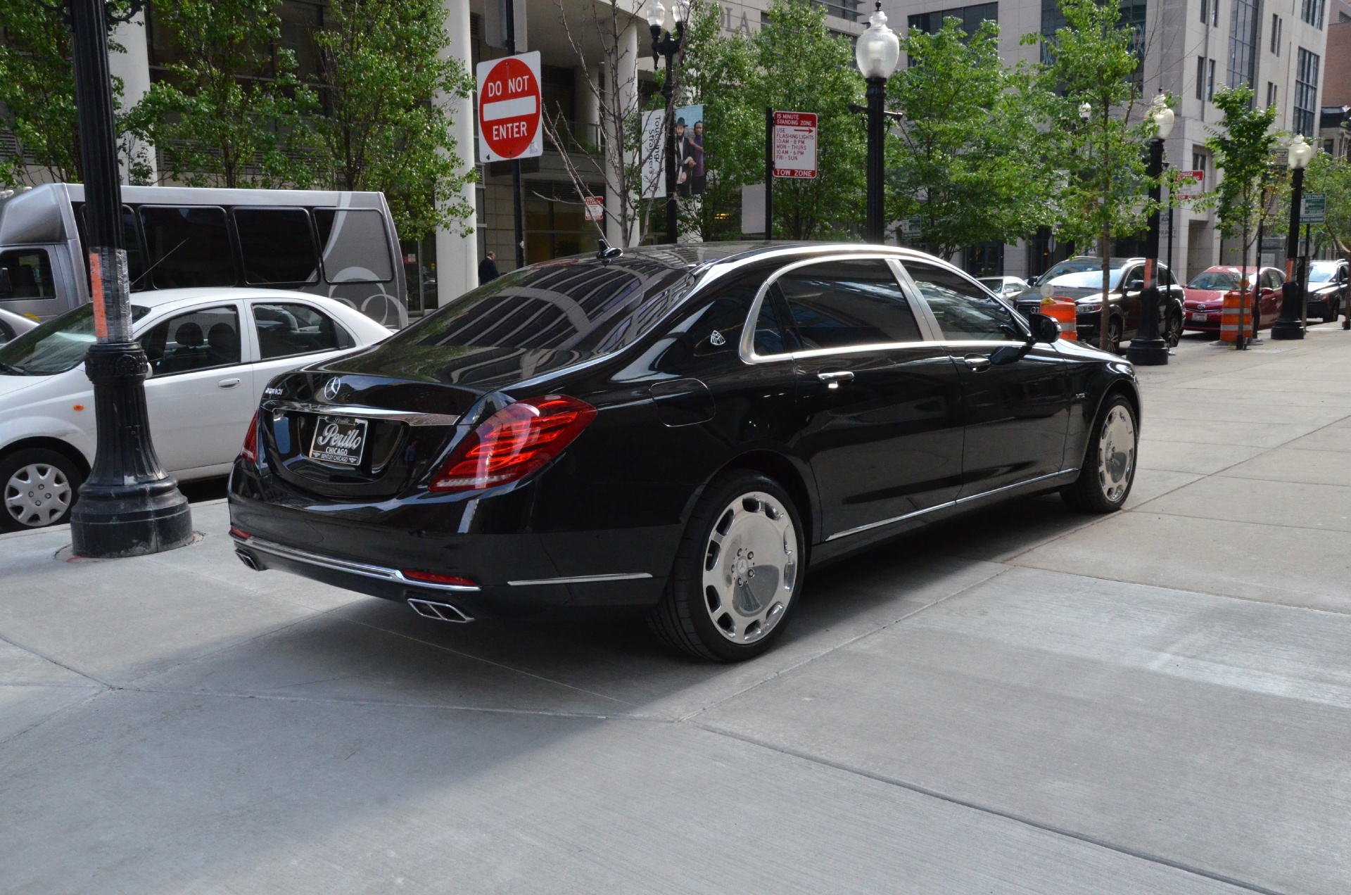 2016 mercedes benz s class mercedes maybach s600 stock for Mercedes benz parts chicago