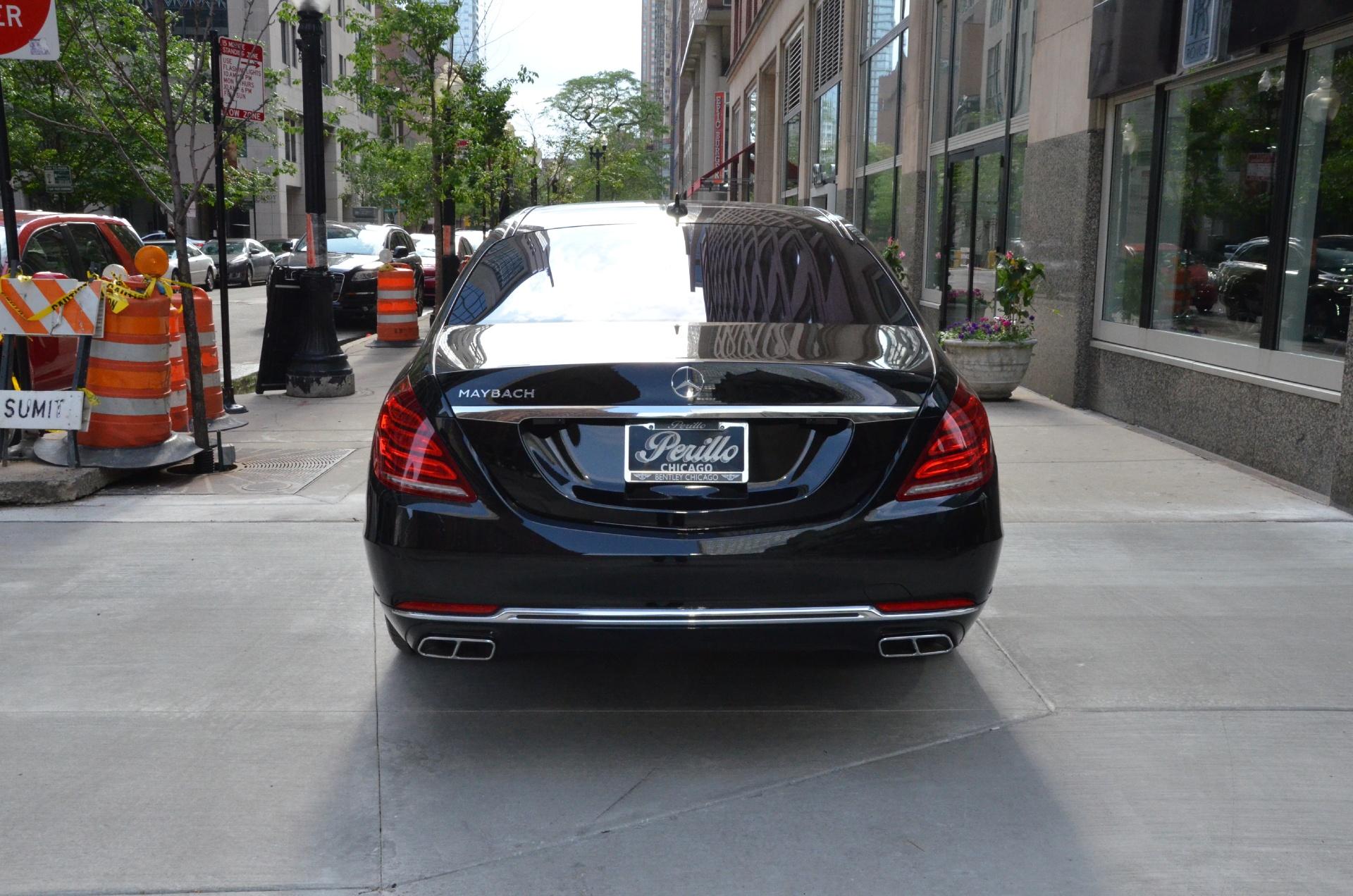 2016 mercedes benz s class mercedes maybach s600 stock for Mercedes benz dealer chicago