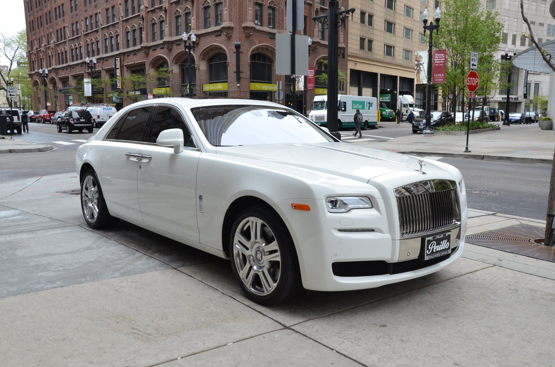 rolls royce phantom 2015 white. used 2015 rollsroyce ghost chicago il rolls royce phantom white