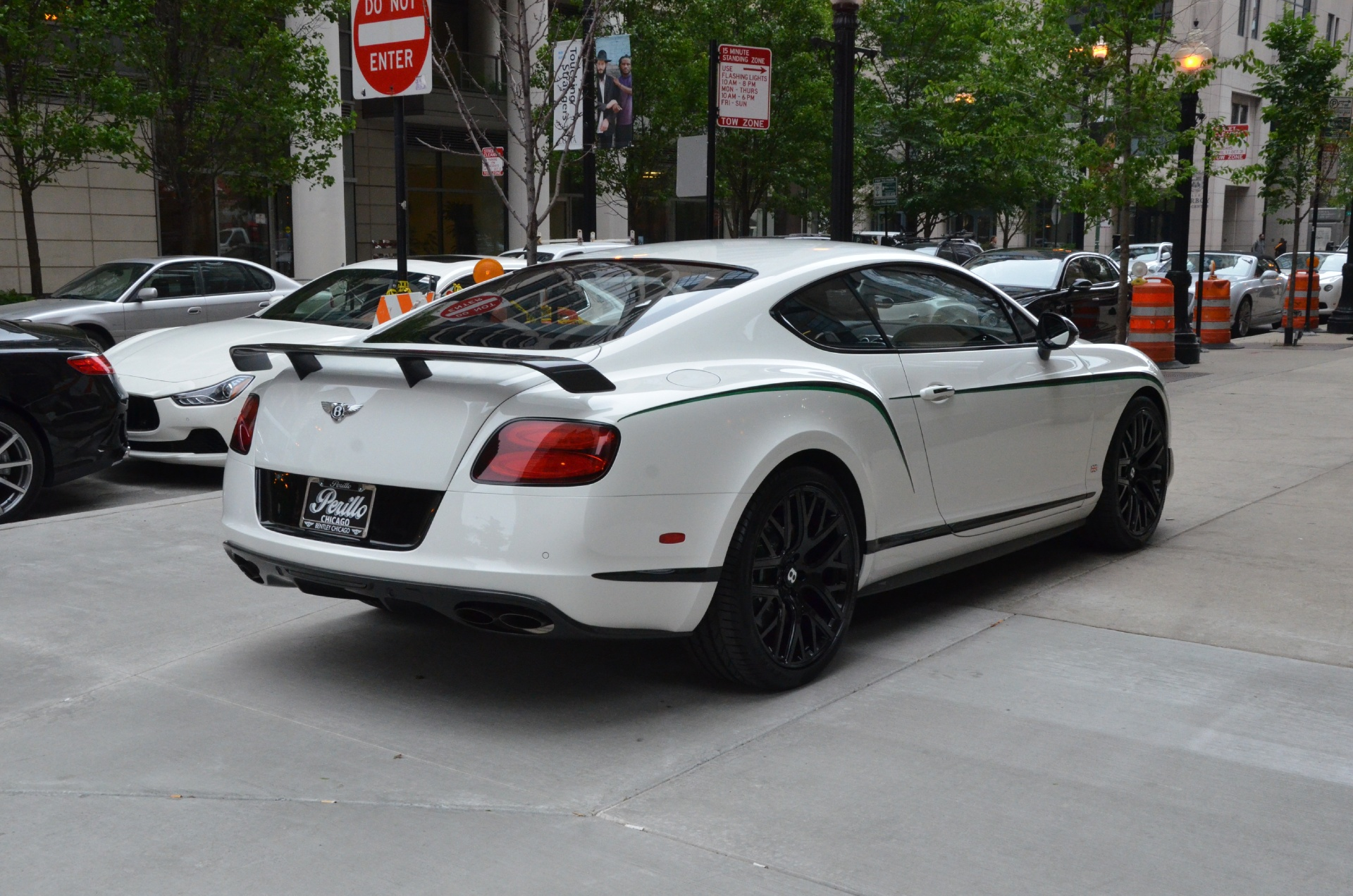 2015 Bentley Continental GT3-R Stock # B706-S for sale near Chicago ...