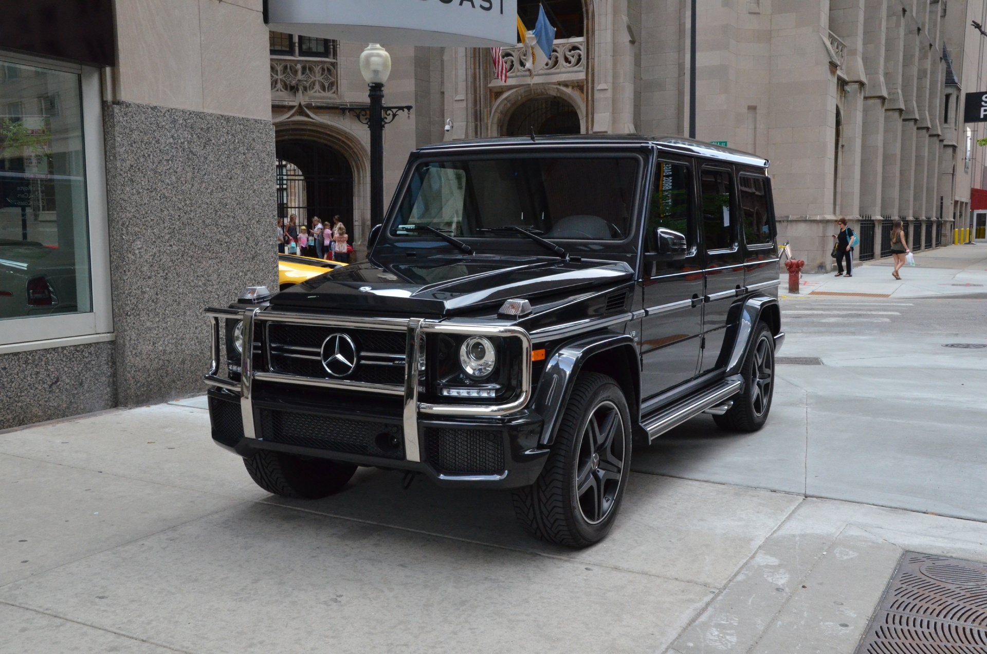 2015 mercedes benz g class g63 amg stock gc1723 s for for Mercedes benz chicago dealers