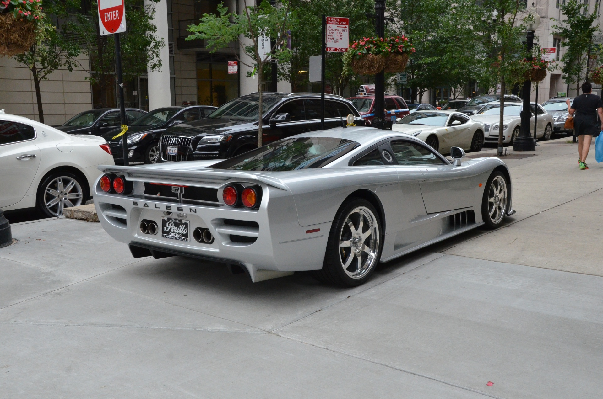 2004 Saleen S7 Stock Gc1707 For Sale Near Chicago Il