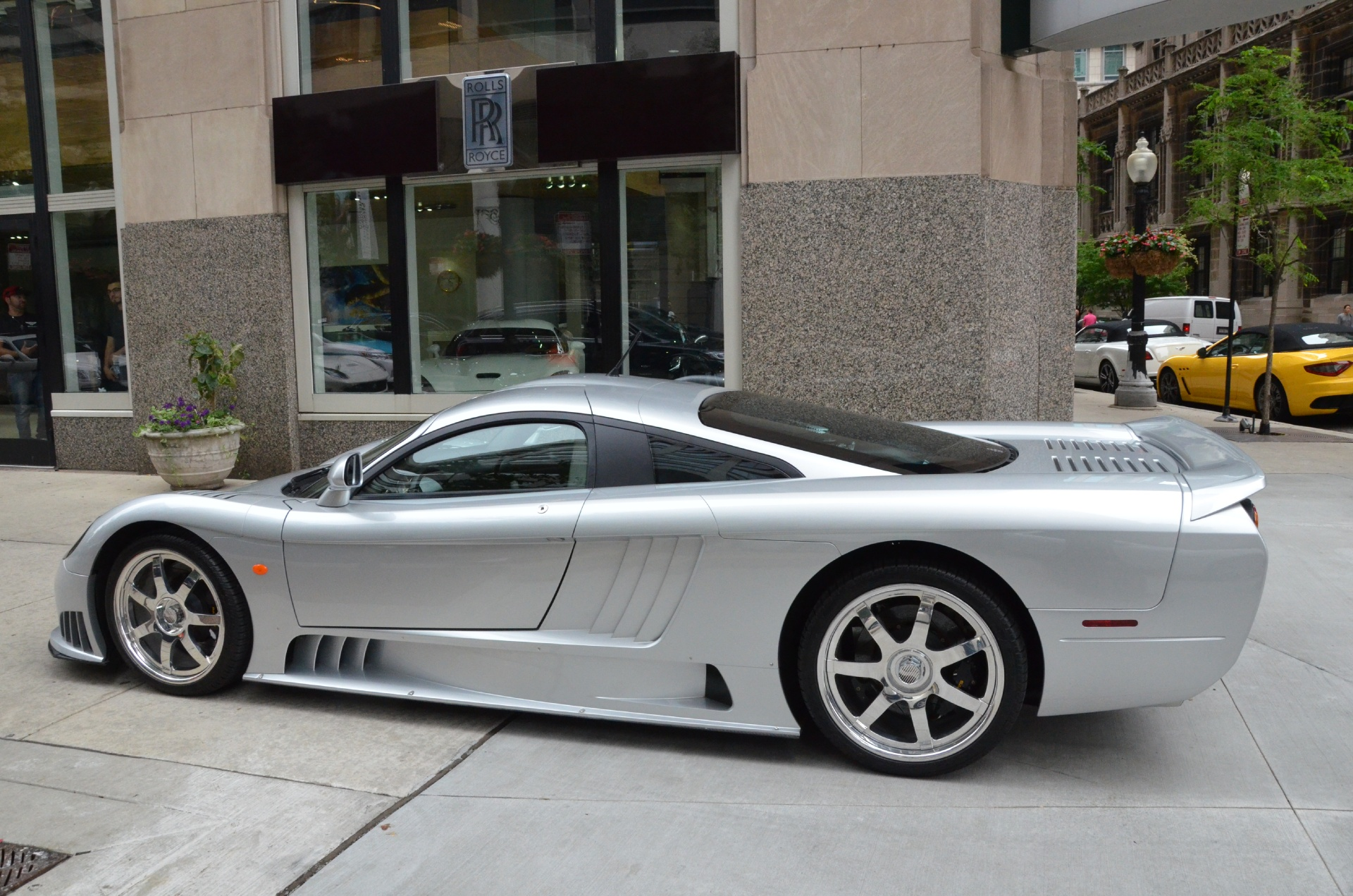 2004 saleen s7 stock gc1707 for sale near chicago il il saleen. Black Bedroom Furniture Sets. Home Design Ideas
