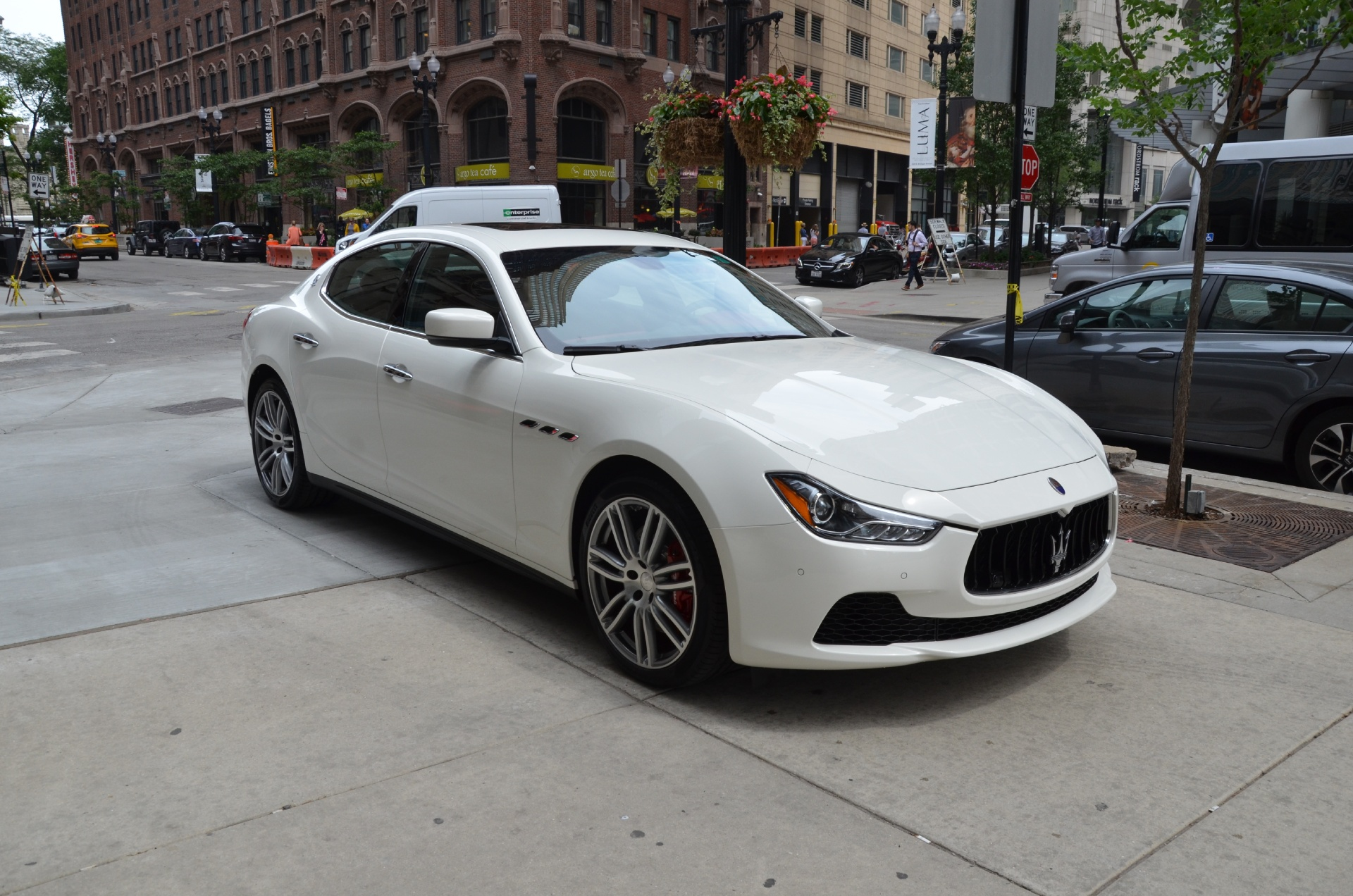 2015 maserati ghibli sq4 s q4 stock m454 s for sale near. Black Bedroom Furniture Sets. Home Design Ideas