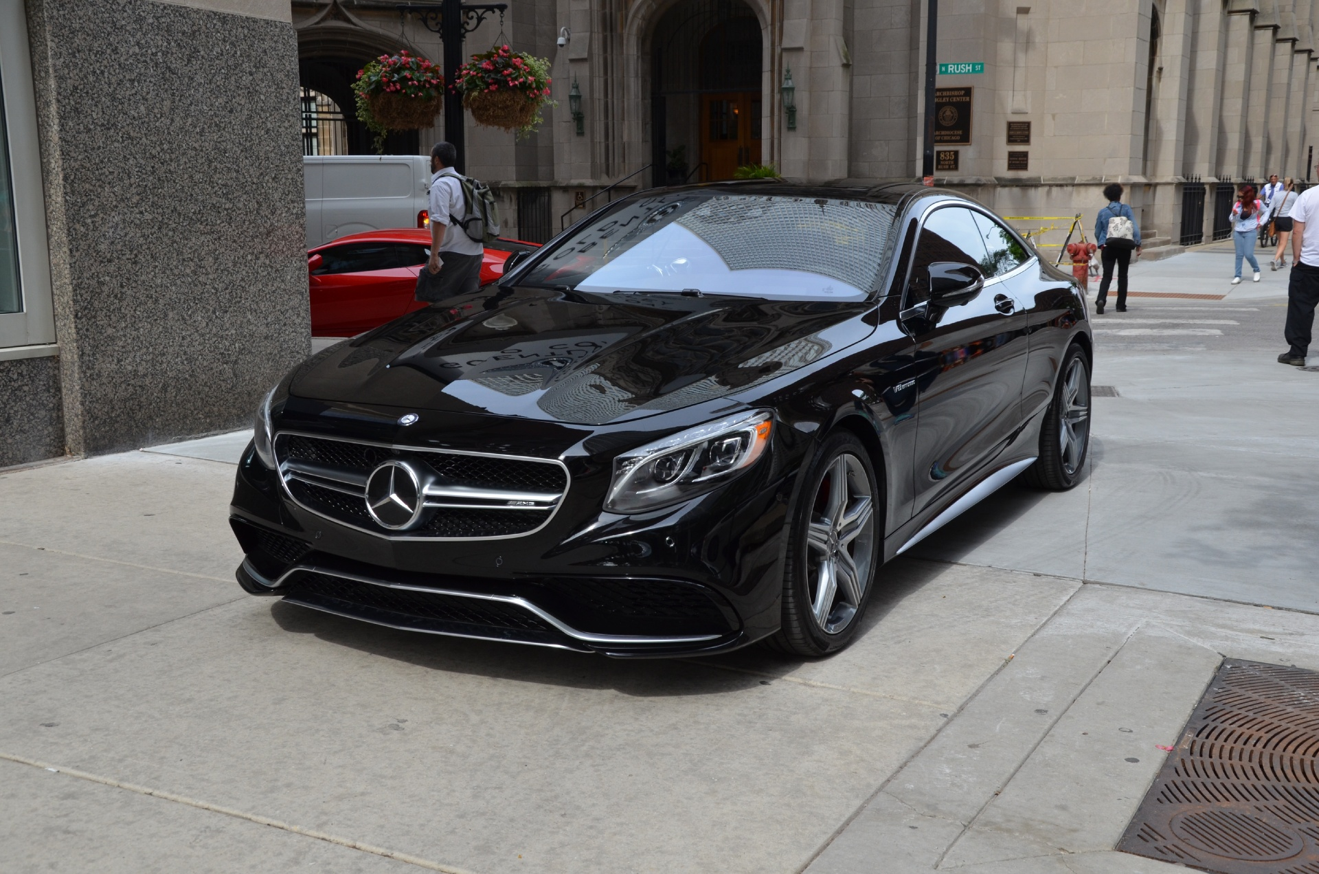 2015 mercedes benz s class s63 amg stock 06432 for sale for Mercedes benz dealers in chicago