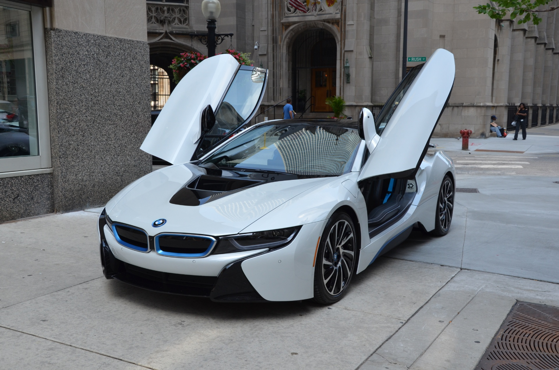 2014 Bmw I8 Stock R183aa For Sale Near Chicago Il Il