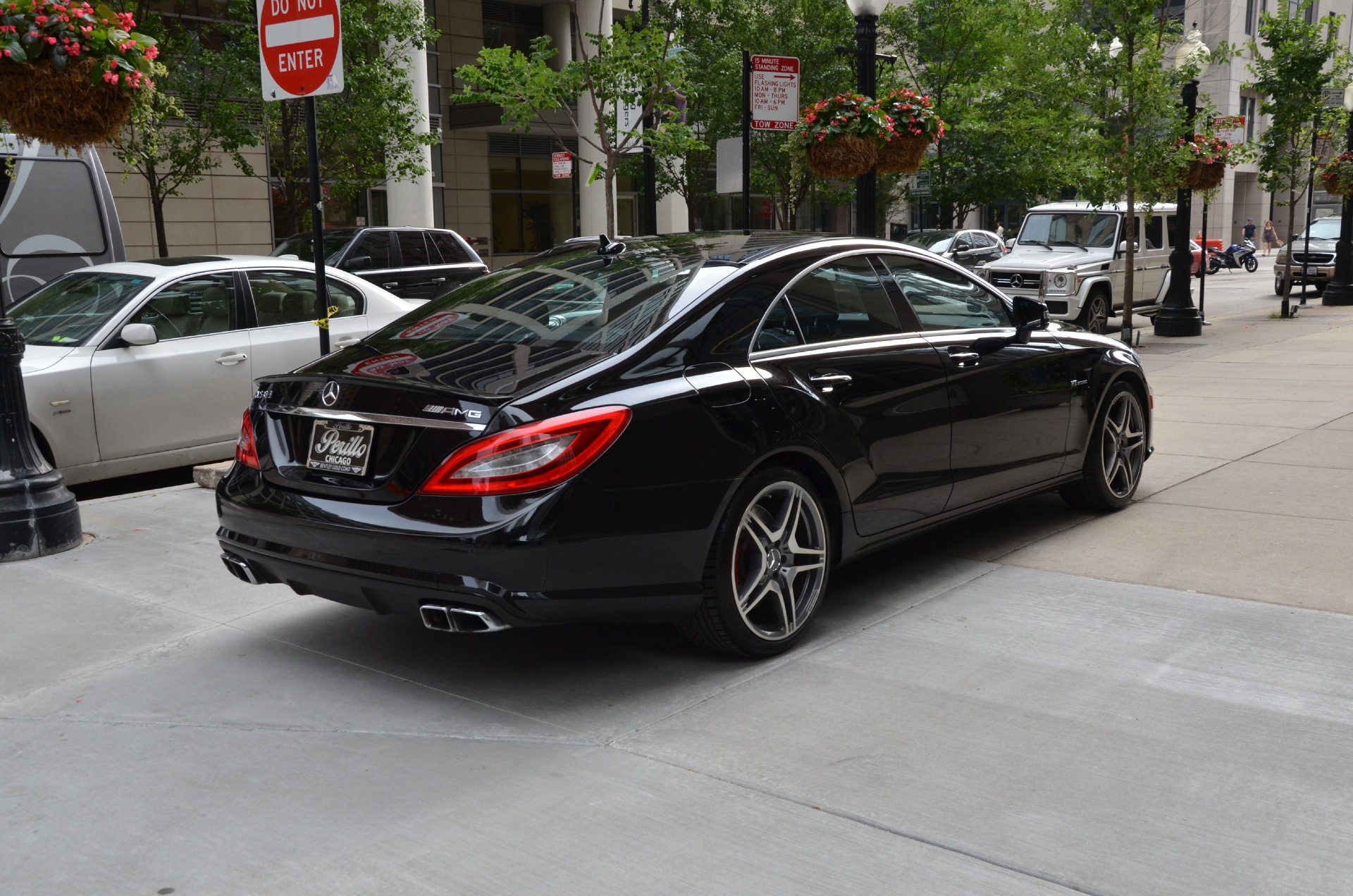 2013 Mercedes Benz Cls Class Cls63 Amg Stock Gc1718 For