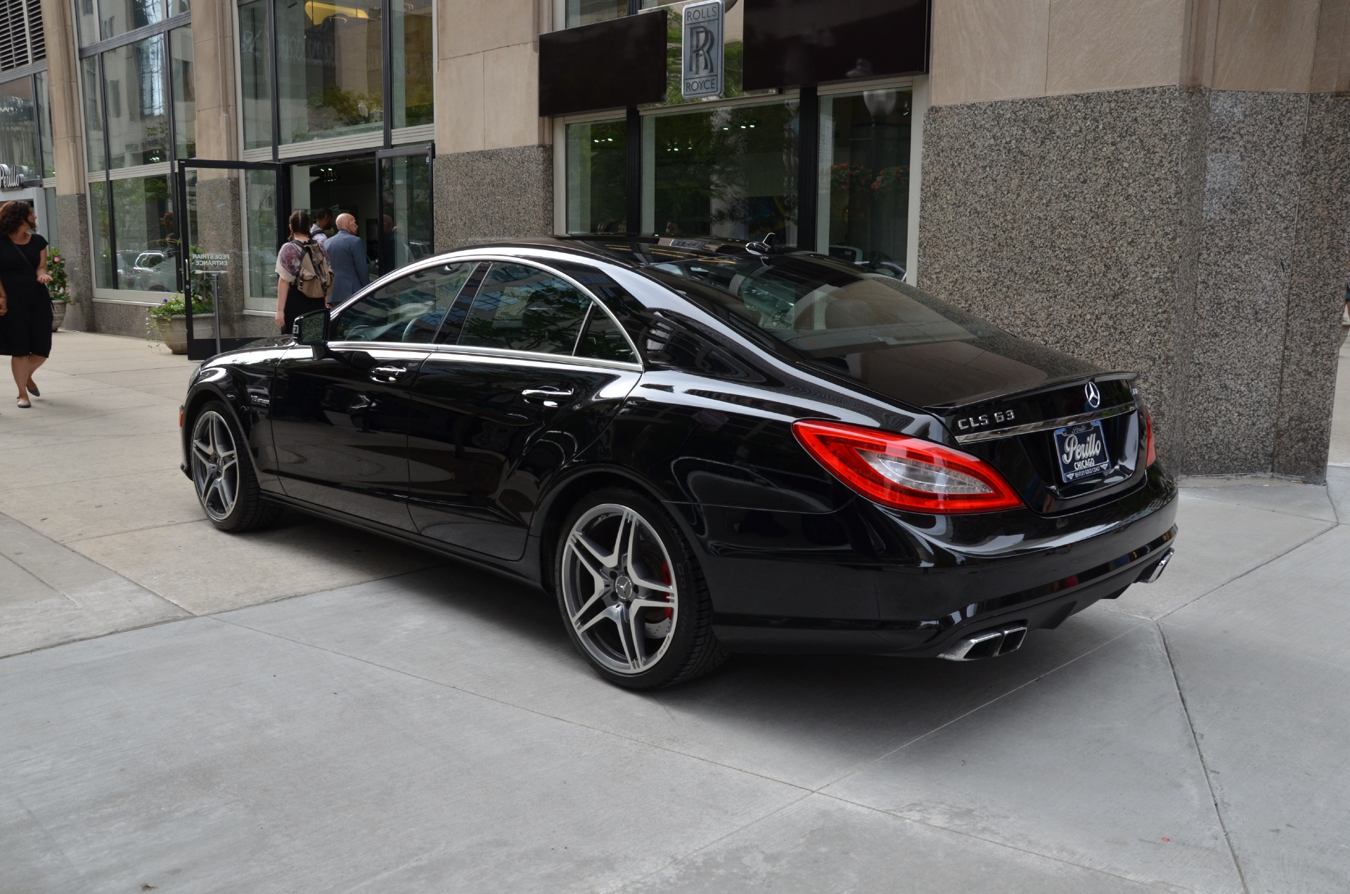 2013 mercedes benz cls class cls63 amg stock gc1718 for for Mercedes benz chicago dealers