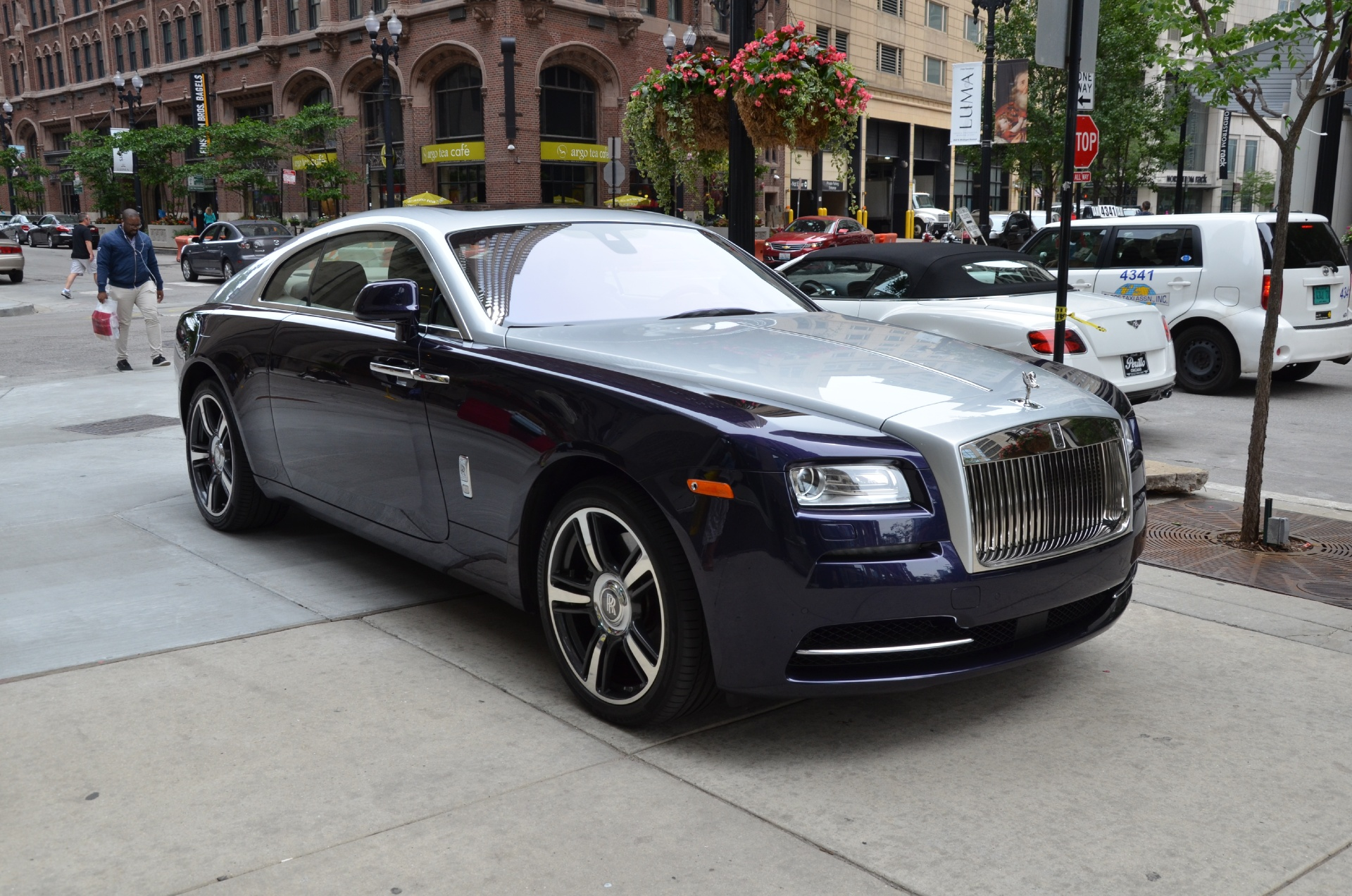 2014 rolls royce wraith stock r220 for sale near chicago. Black Bedroom Furniture Sets. Home Design Ideas