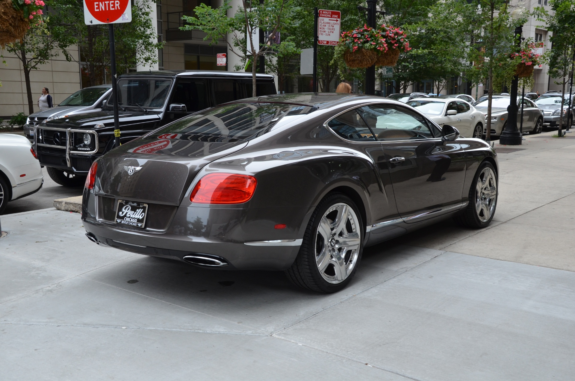 2012 Bentley Continental GT Stock B709A for sale near Chicago IL