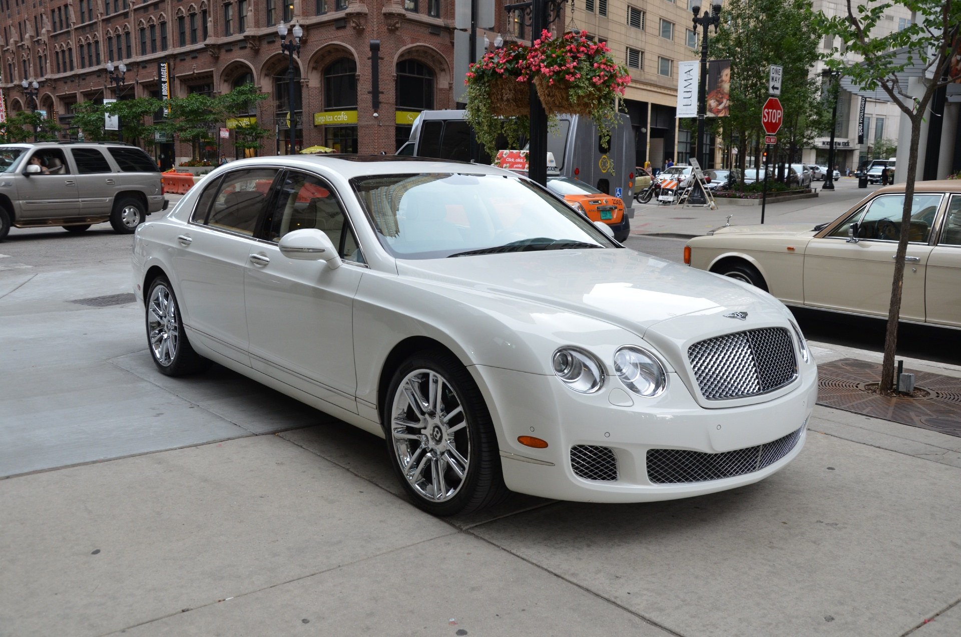 2012 bentley continental flying spur stock gc1710 for sale near chicago il il bentley dealer. Black Bedroom Furniture Sets. Home Design Ideas