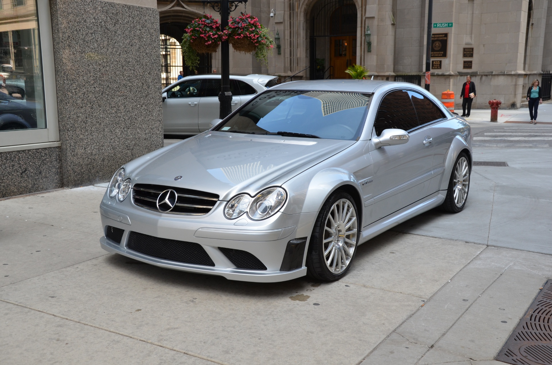 2008 mercedes benz clk class clk63 amg black series stock for Mercedes benz clk black series