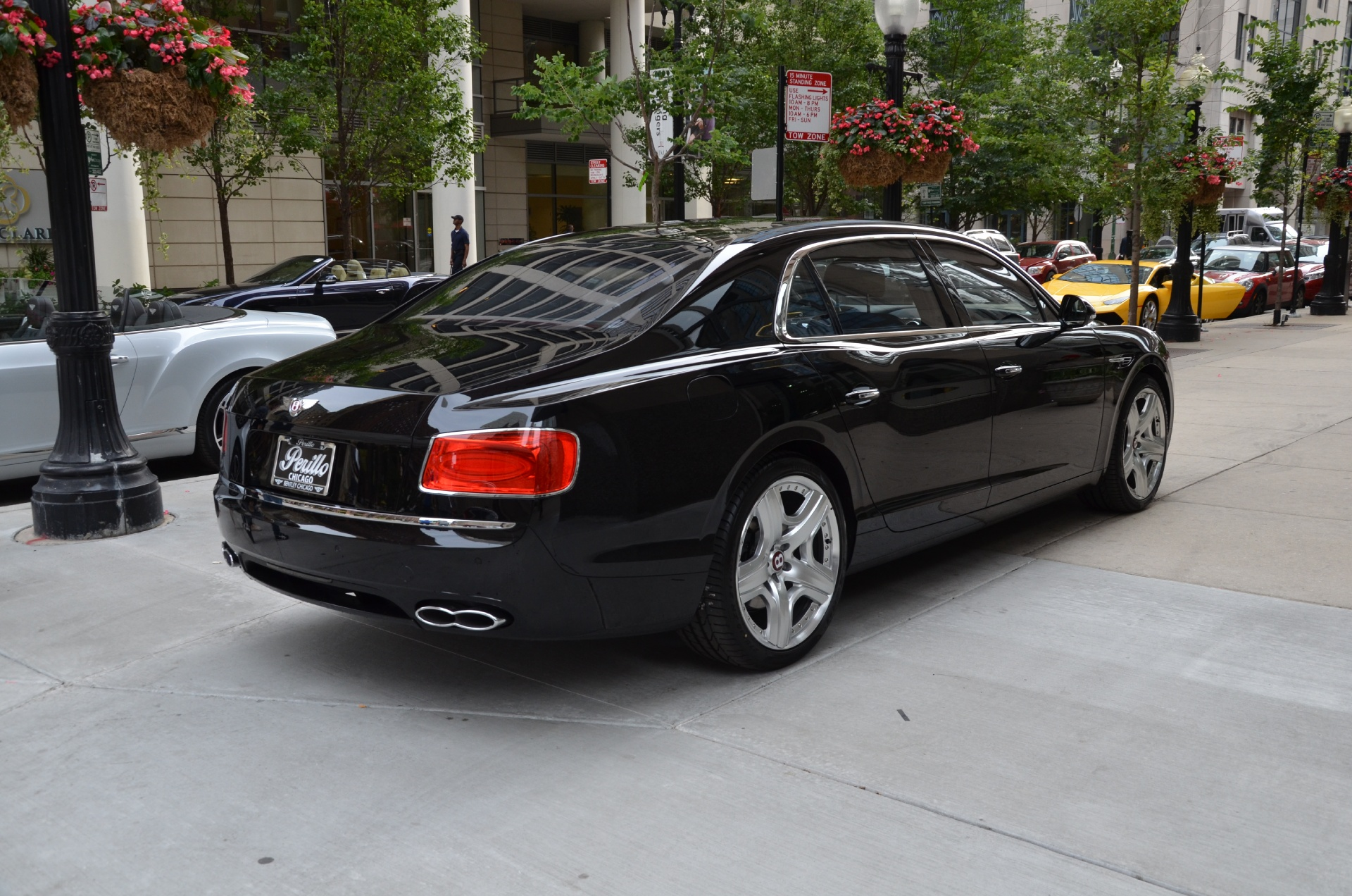 2015 Bentley Flying Spur V8 Stock # 50575-S for sale near Chicago ...