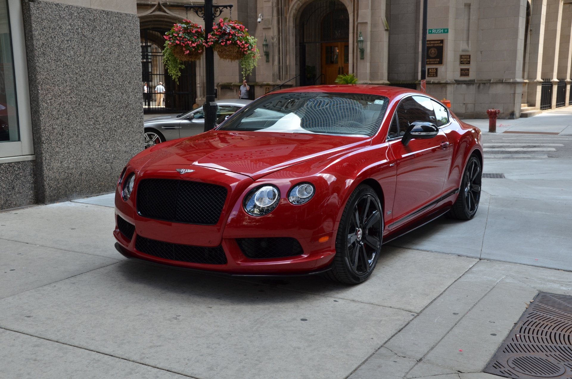 2015 Bentley Continental Gt V8 S Stock B713 S For Sale Near