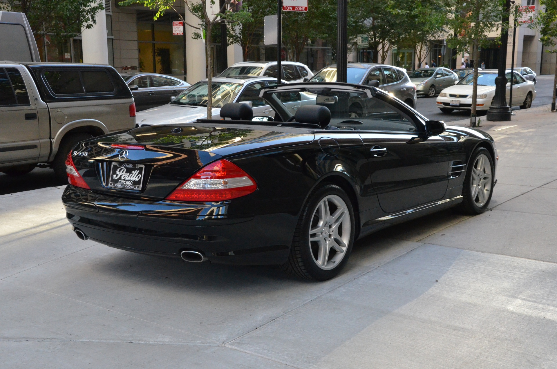 2007 Mercedes-Benz SL-Class SL550 Stock # GC1733A for sale ...