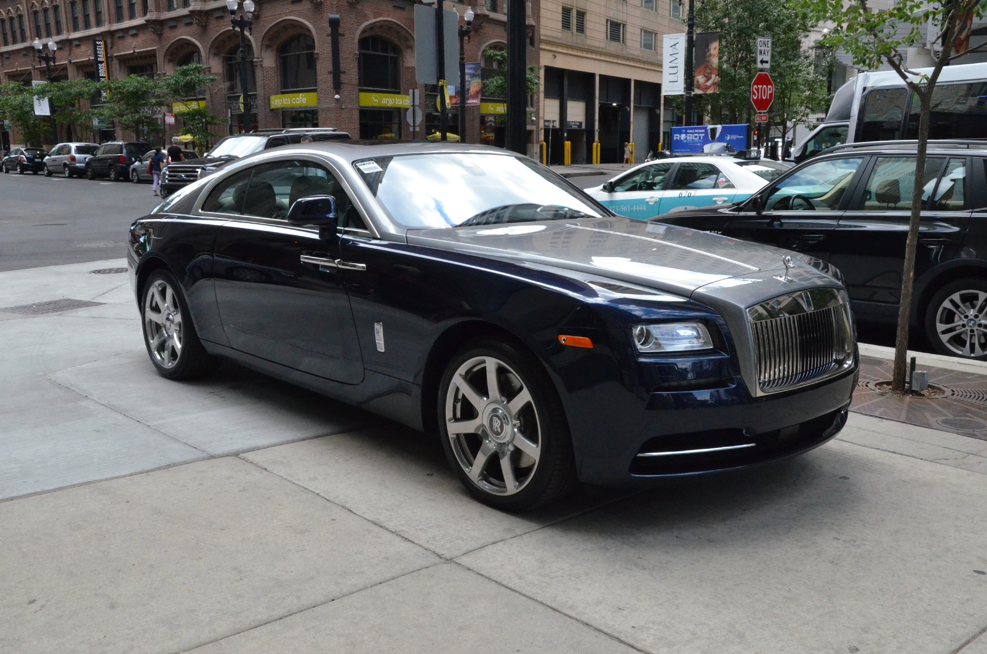 2014 rolls royce wraith stock gc1740 for sale near. Black Bedroom Furniture Sets. Home Design Ideas