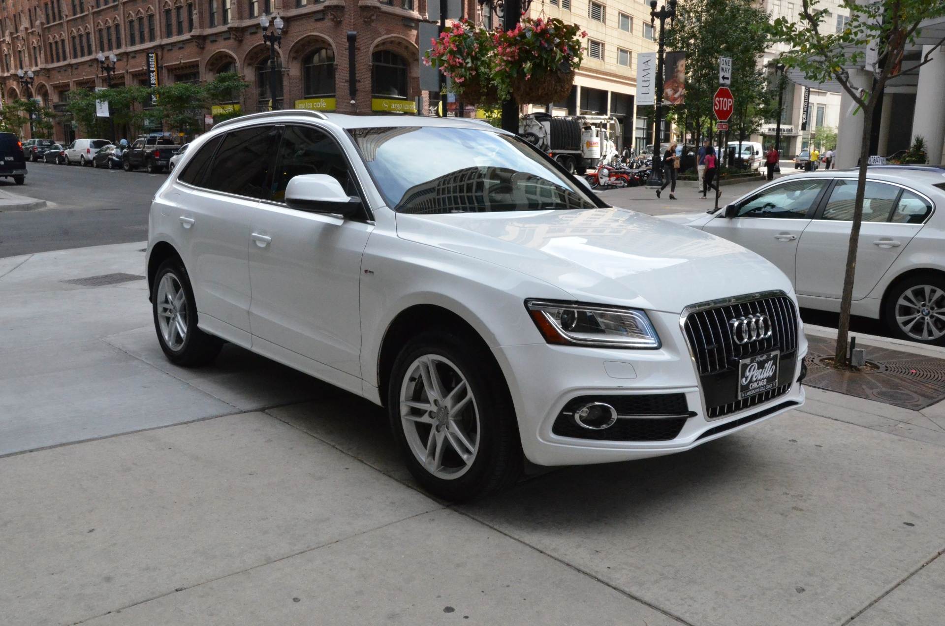 2014 Audi Q5 3 0t Quattro Premium Plus Stock B696ba For