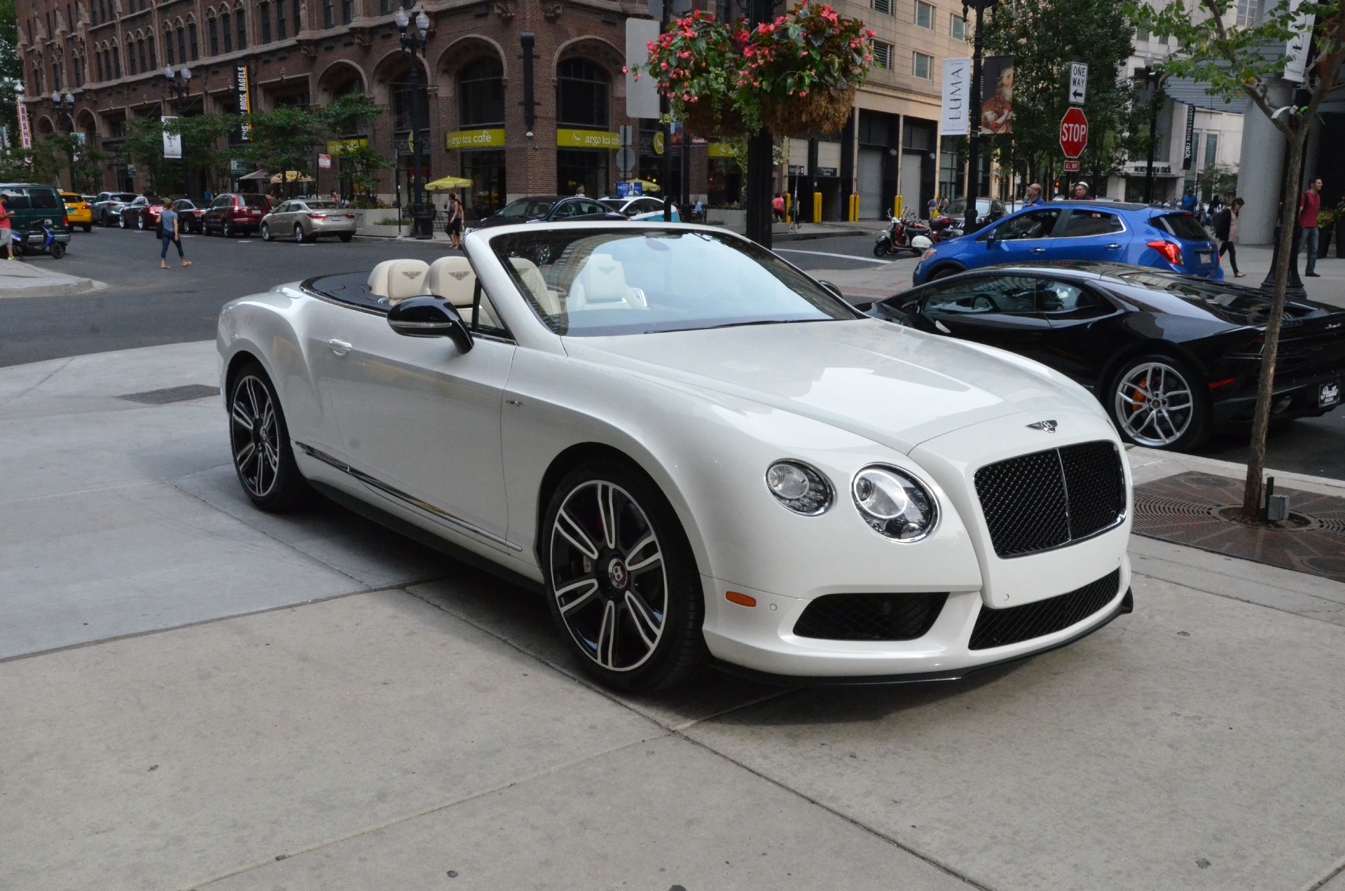 2015 Bentley Continental Gtc V8 S Stock B717 For Sale