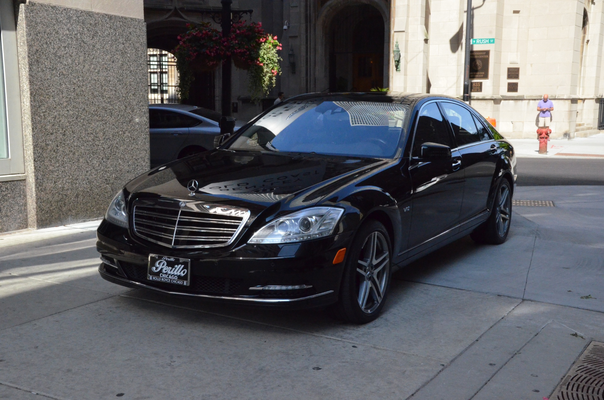 2012 Mercedes Benz S Class S600 Stock R216b For Sale