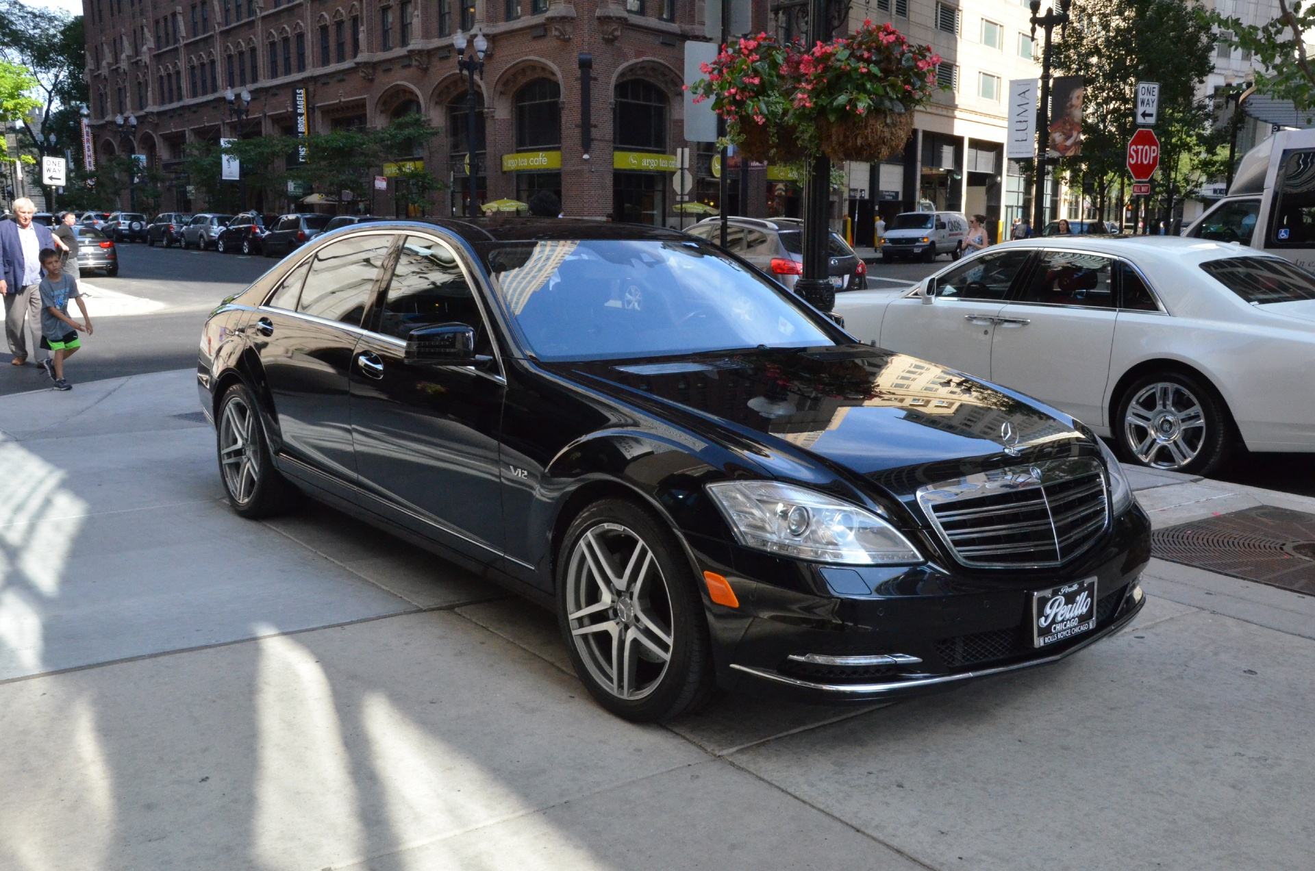 2012 mercedes benz s class s600 stock r216b for sale. Black Bedroom Furniture Sets. Home Design Ideas