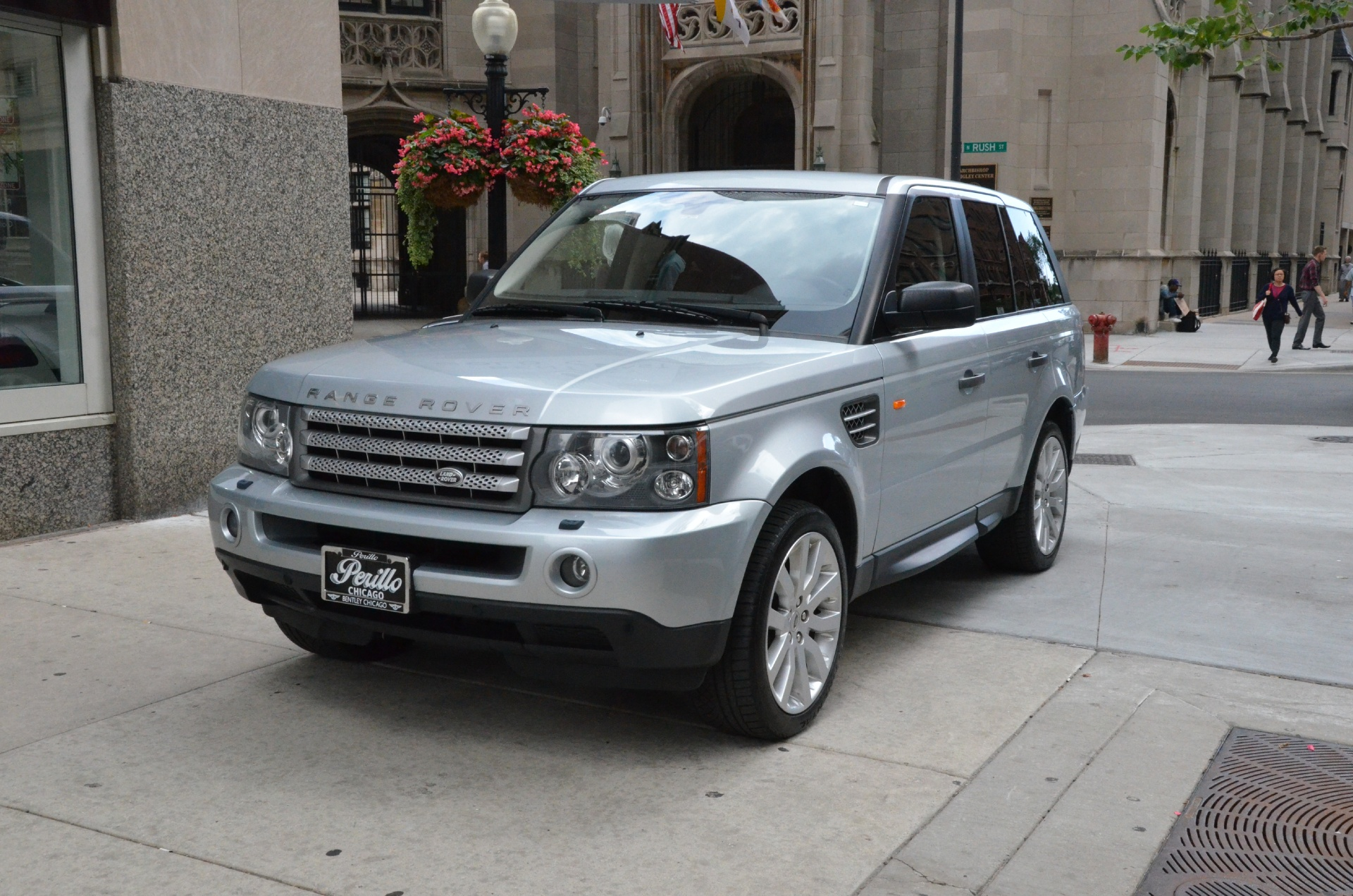 2007 land rover range rover sport hse stock gc1755 for sale near chicago il il land rover. Black Bedroom Furniture Sets. Home Design Ideas