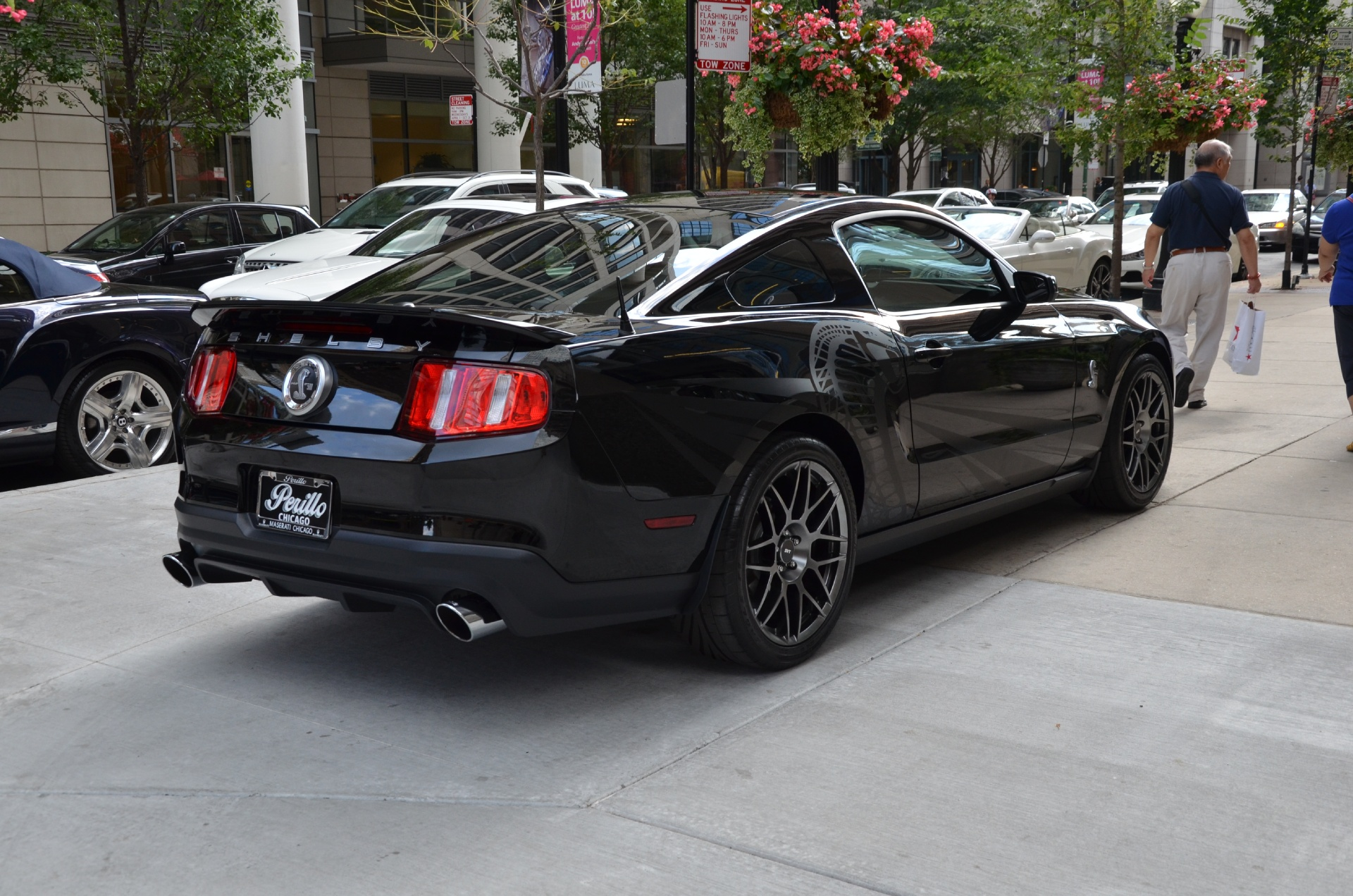 2012 ford mustang shelby gt500 stock b680aa for sale near chicago il il ford dealer. Black Bedroom Furniture Sets. Home Design Ideas