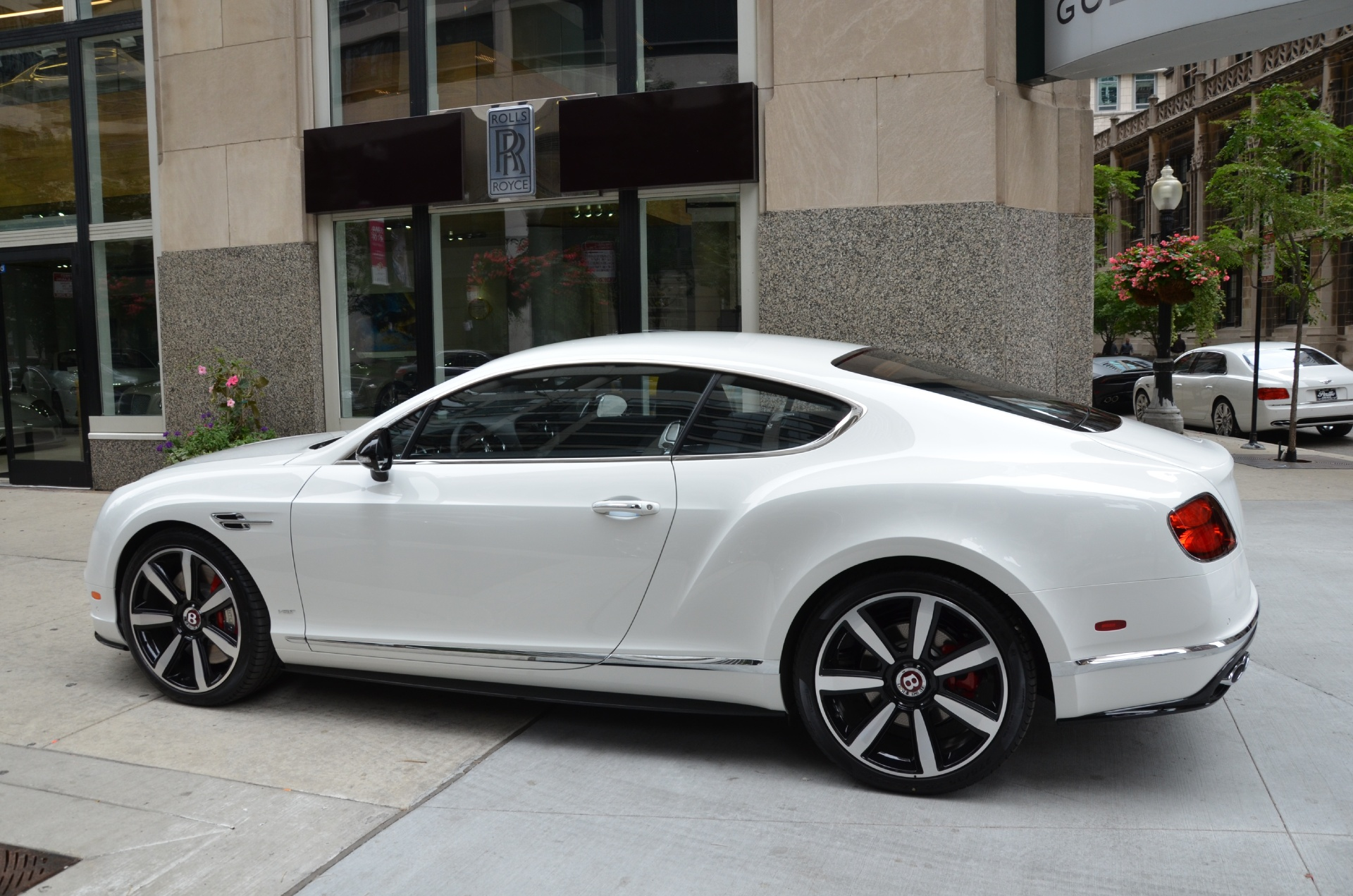 2016 bentley continental gt v8 s stock b725 s for sale near chicago il il bentley dealer. Black Bedroom Furniture Sets. Home Design Ideas