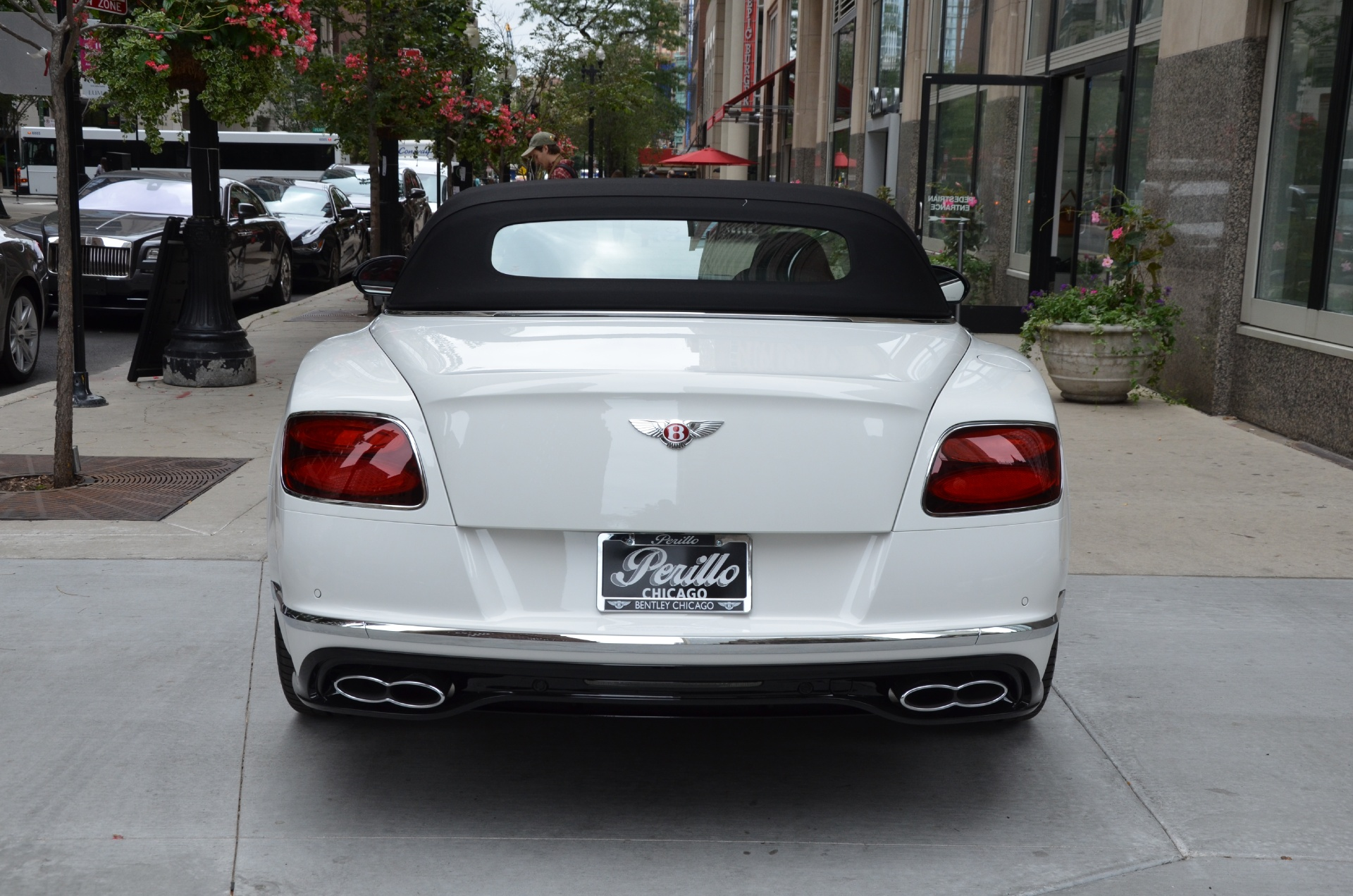 2016 Bentley Continental Gtc V8 S Stock B728 For Sale
