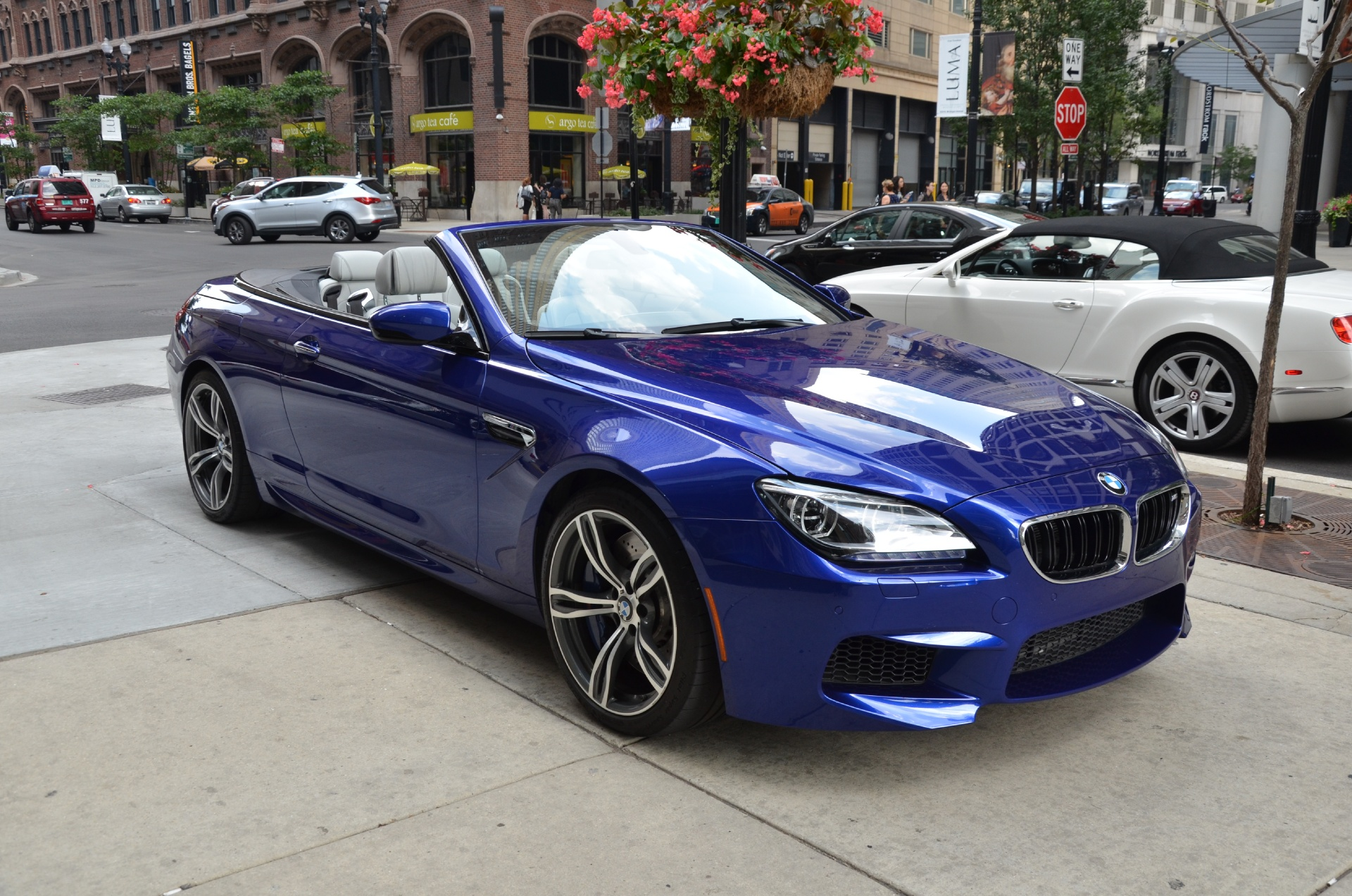 2013 bmw m6 stock b721b for sale near chicago il il bmw dealer. Black Bedroom Furniture Sets. Home Design Ideas