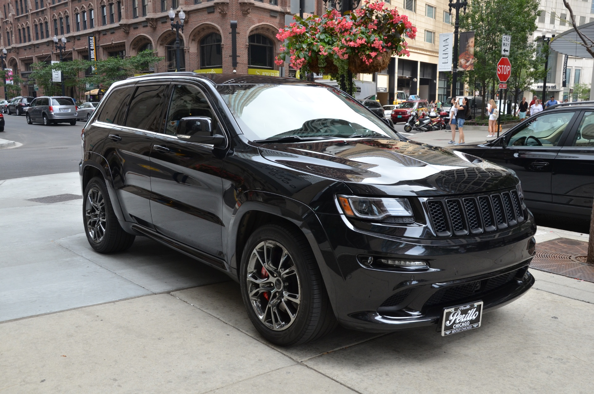 2014 Jeep Grand Cherokee Srt Stock M455a For Sale Near