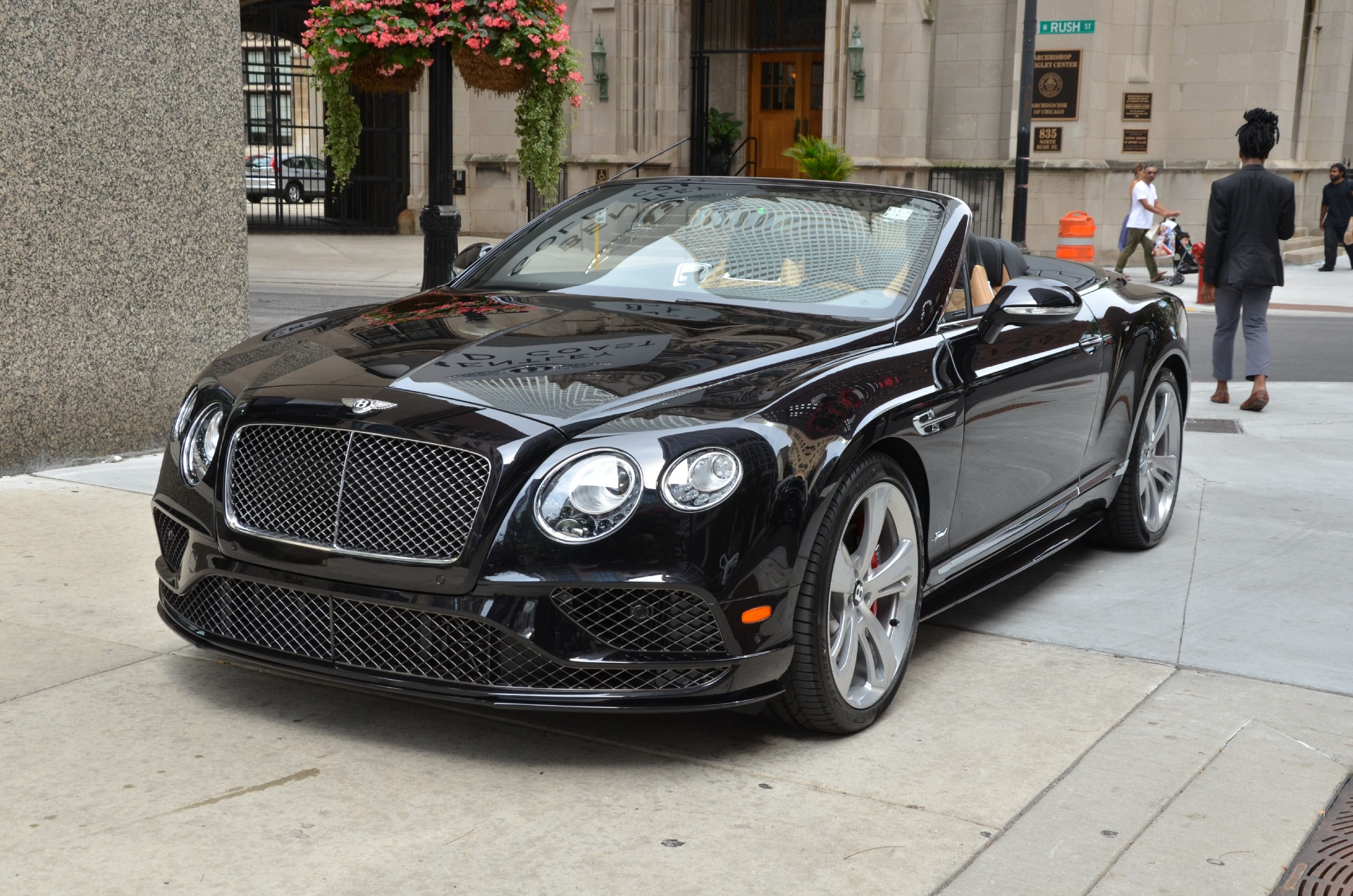 2016 Bentley Continental Gtc Speed Stock B732 S For Sale
