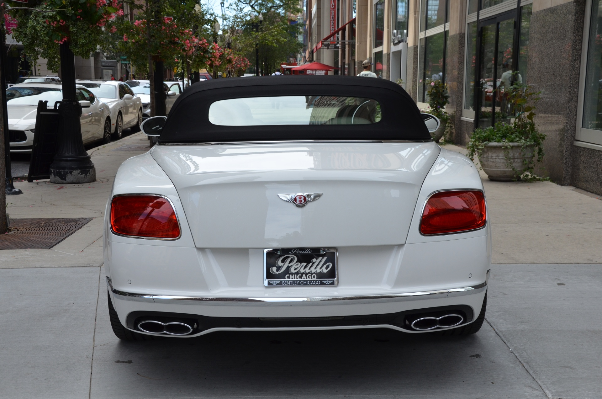 2016 Bentley Continental GTC V8 Stock GC ROLAND152 for sale near