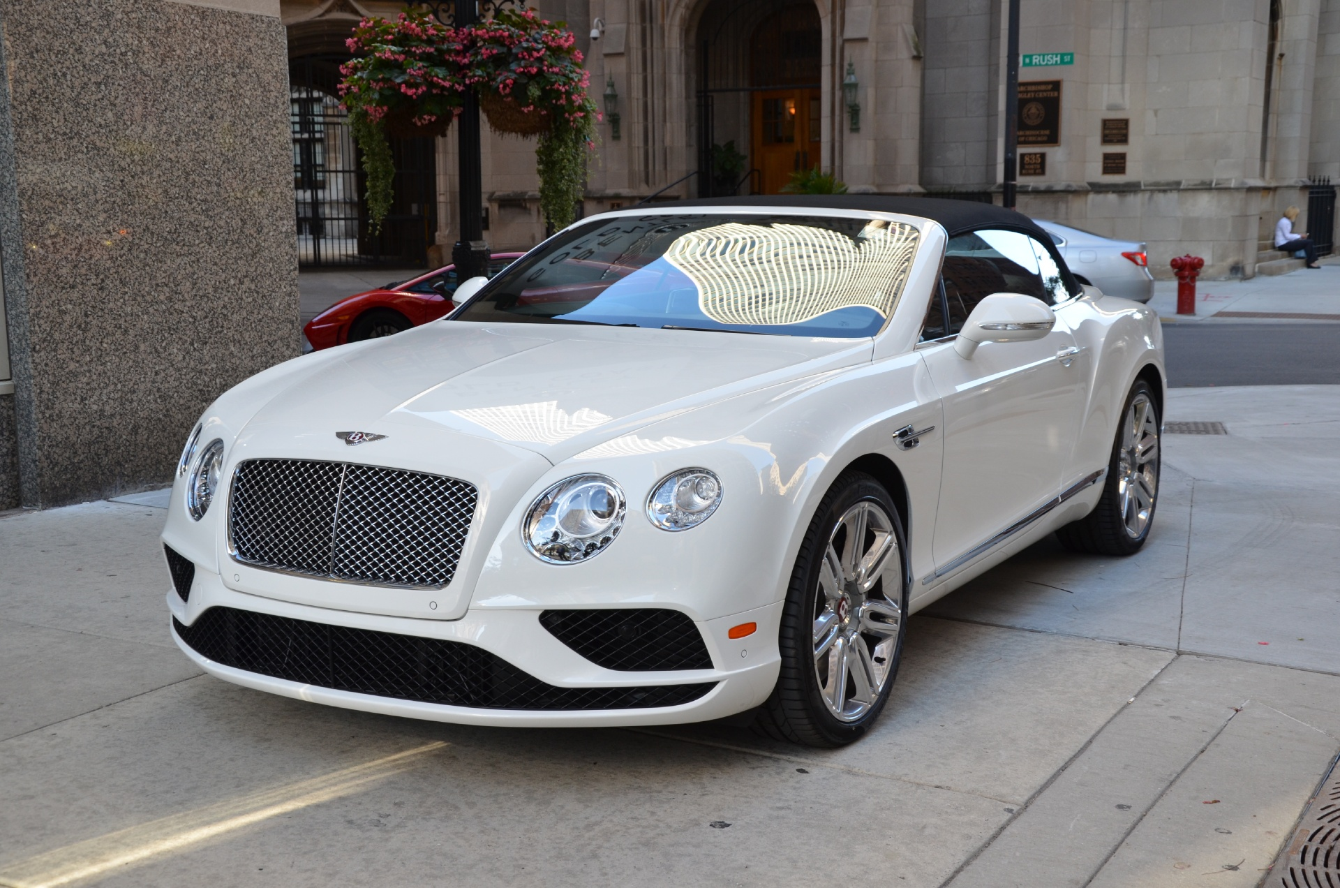 2016 Bentley Continental Gtc V8 Stock B739 S For Sale