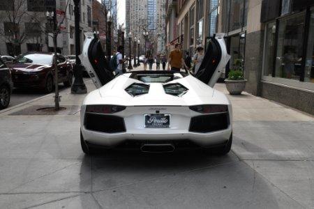 Used 2014 Lamborghini Aventador Roadster LP 700-4 Roadster   Chicago, IL