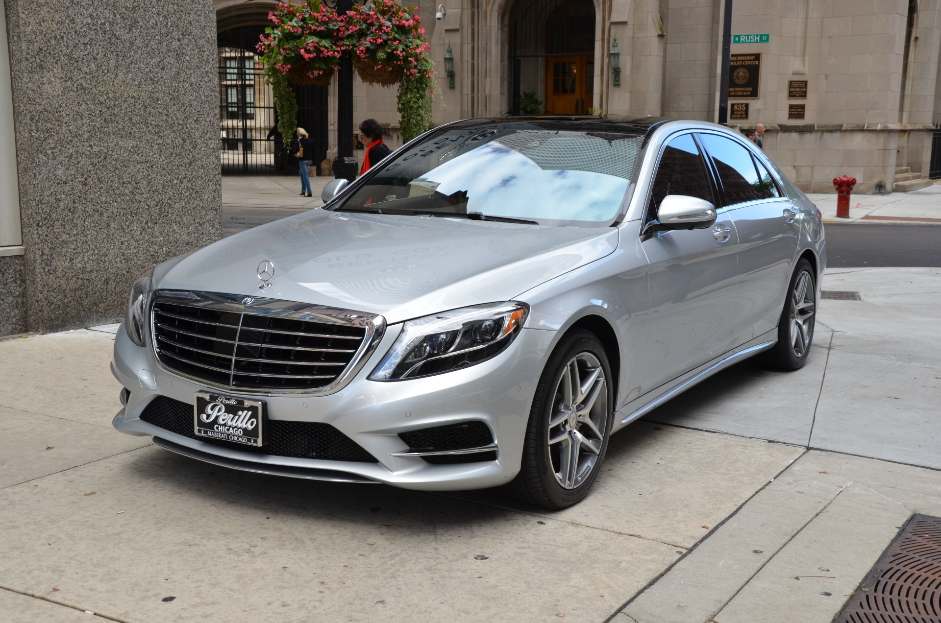 2015 mercedes benz s class s550 4matic stock gc1880 for for Mercedes benz s550 pictures