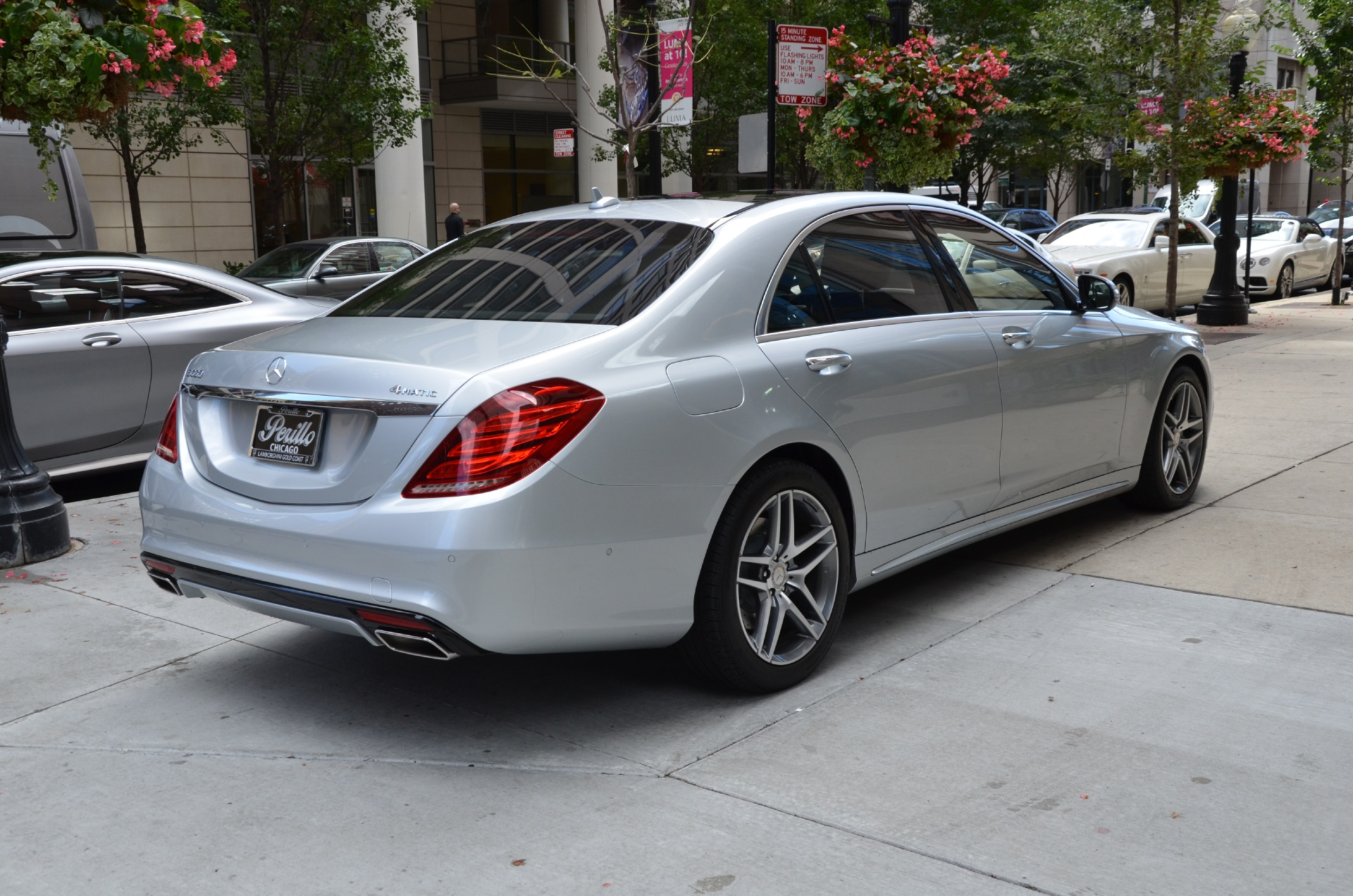 2015 mercedes benz s class s550 4matic stock gc1880 for sale near chicago il il mercedes. Black Bedroom Furniture Sets. Home Design Ideas