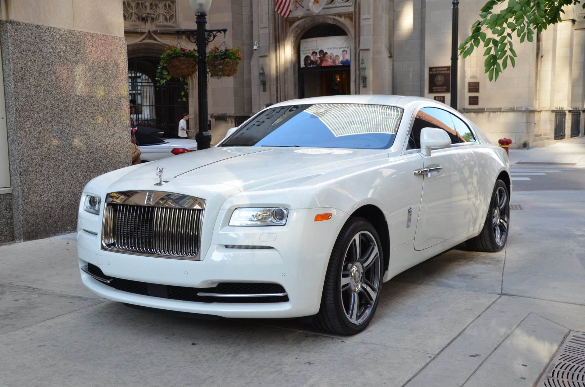 2016 Rolls Royce Wraith Stock R407a For Sale Near